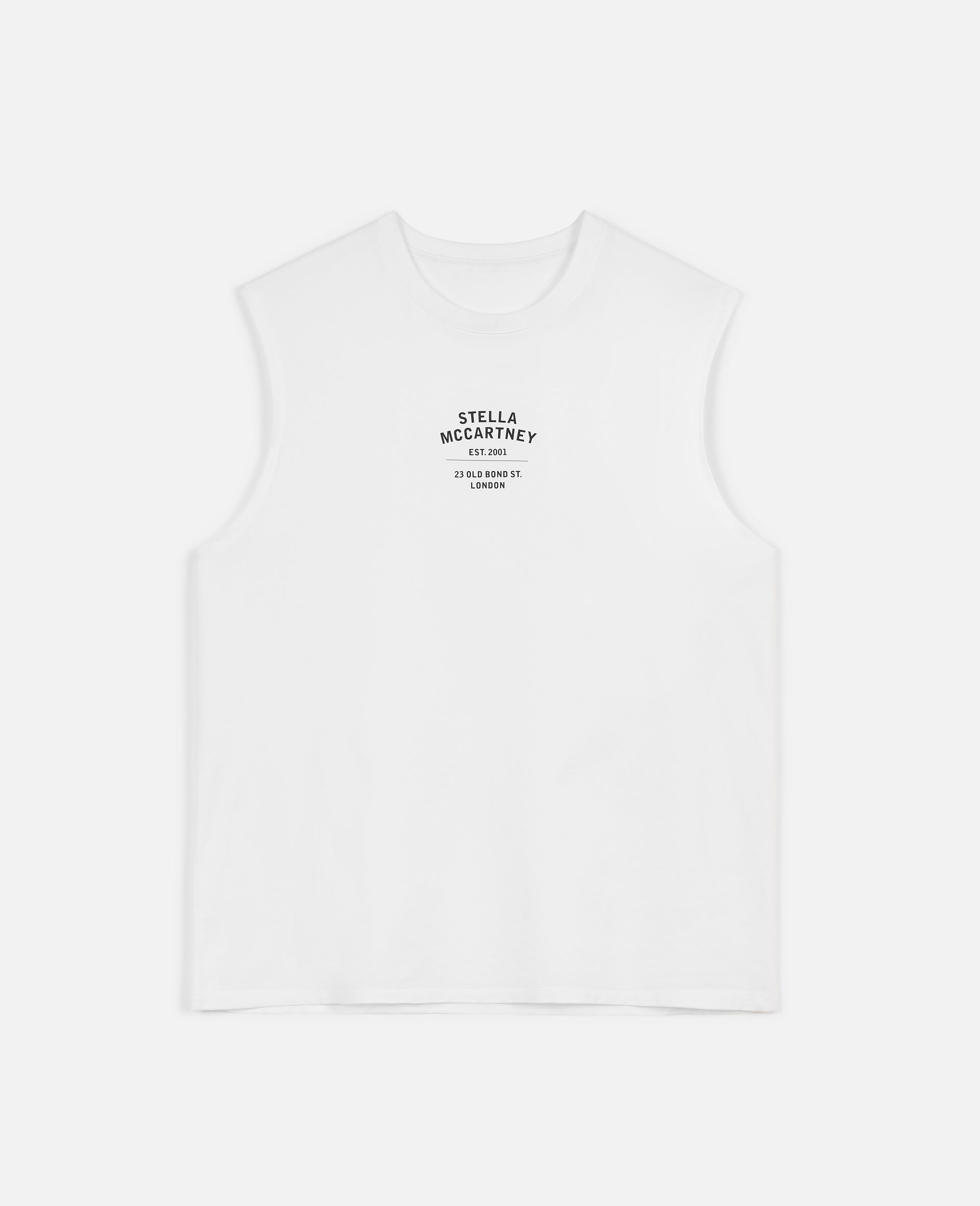 23 OBS ノースリーブ Tシャツ-ブラック-large image number 0