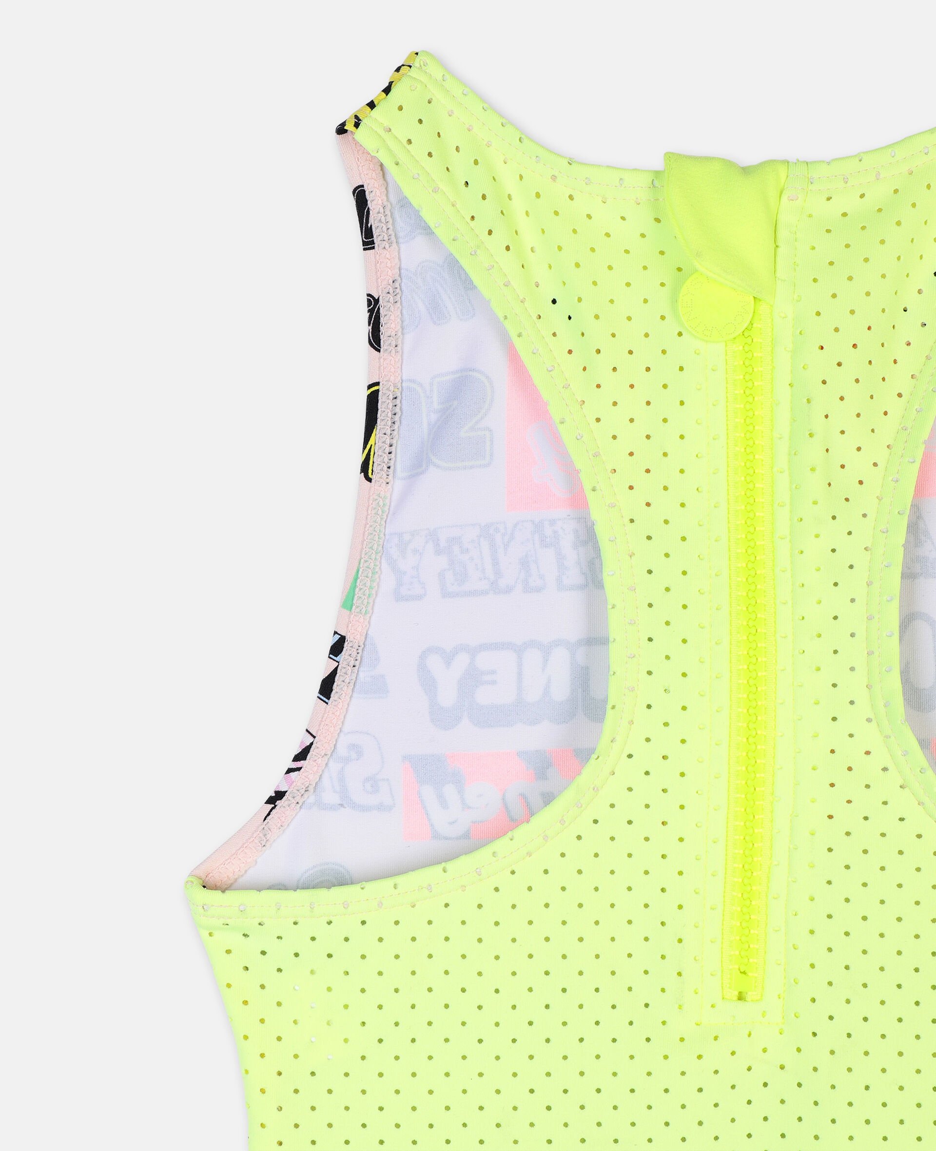 Logo Sport Swimsuit -Pink-large image number 2