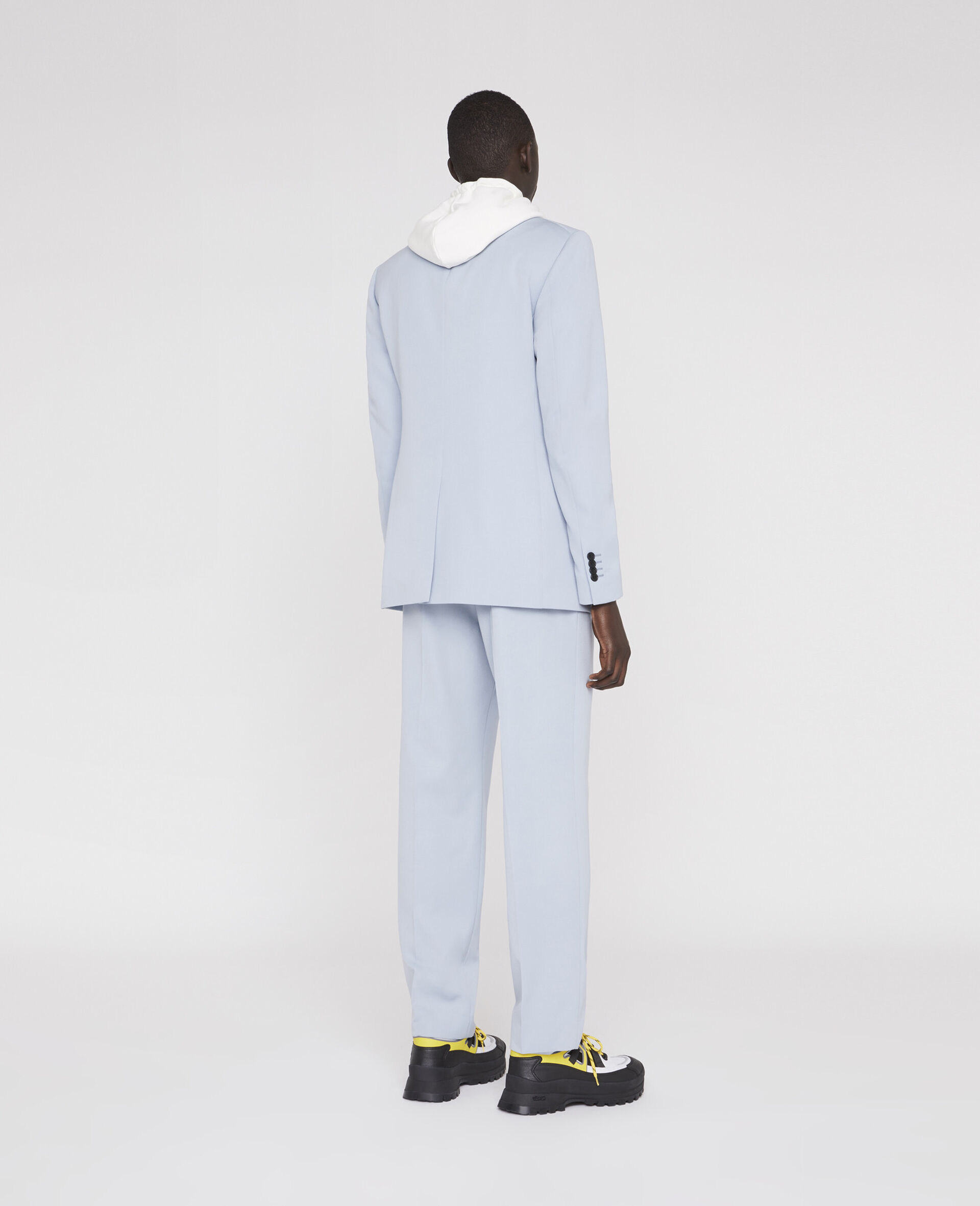 Julien Tailored Trousers-Blue-large image number 2
