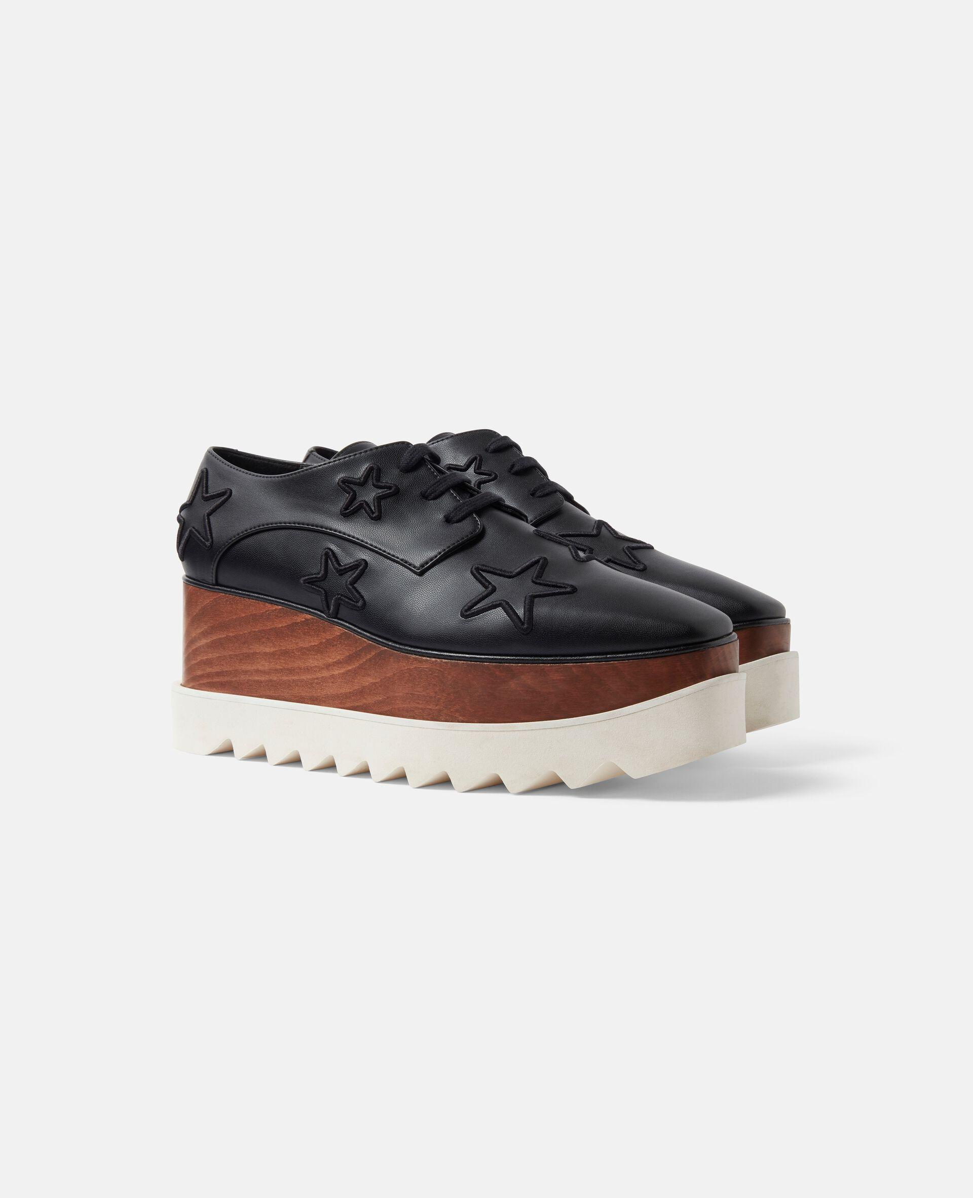 Chaussures compensées Elyse-Blanc-large image number 1