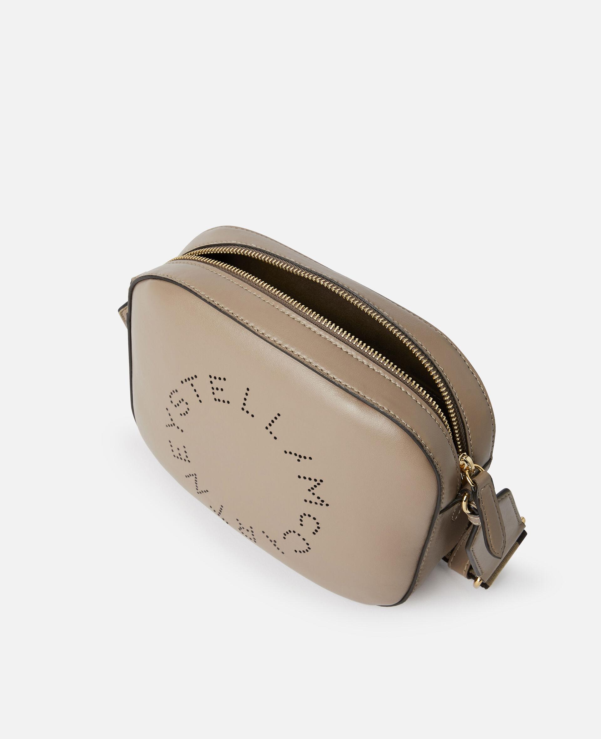 Mini-Tasche mit Stella-Logo-Grau-large image number 3