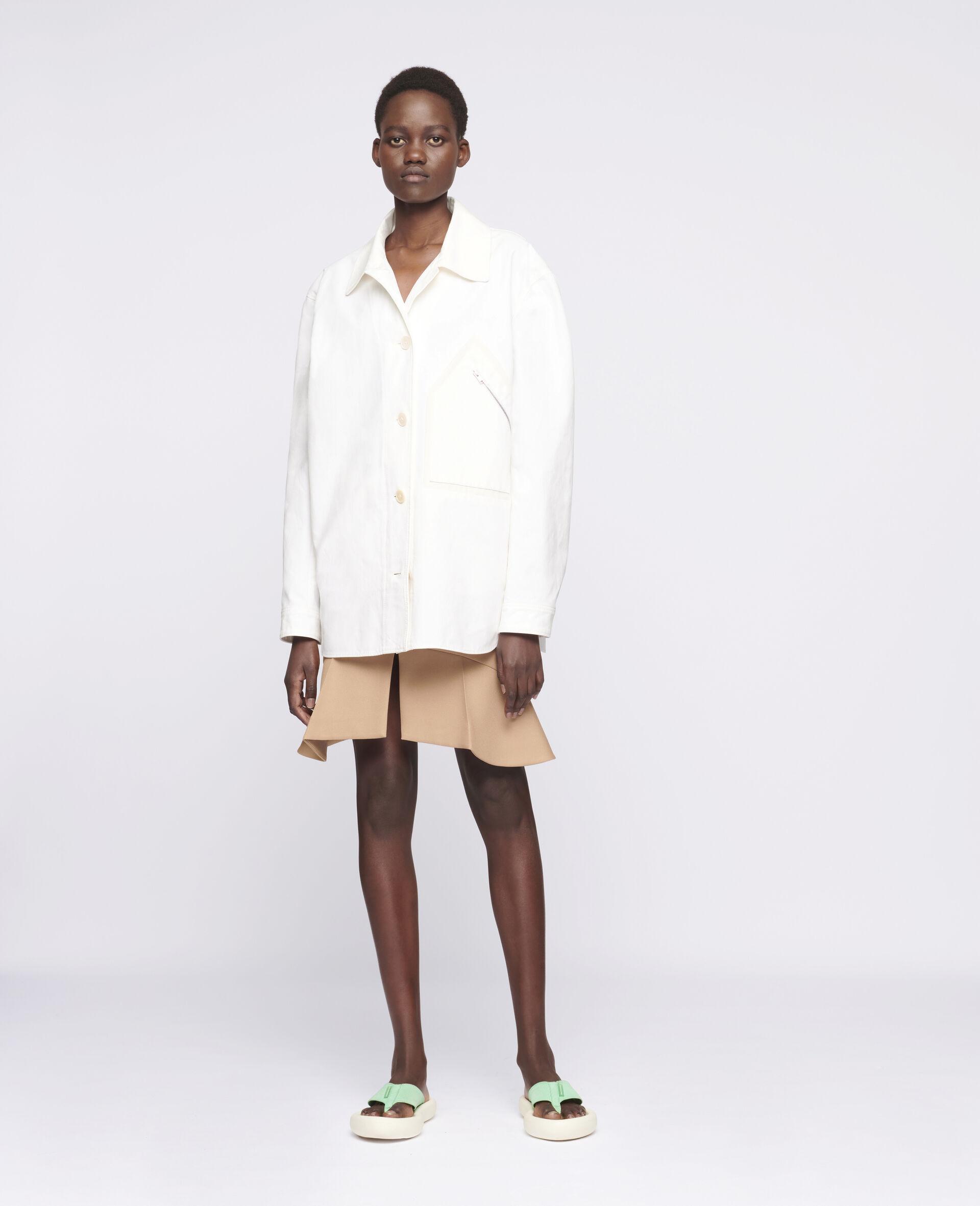 Bailey Jacket-White-large image number 1