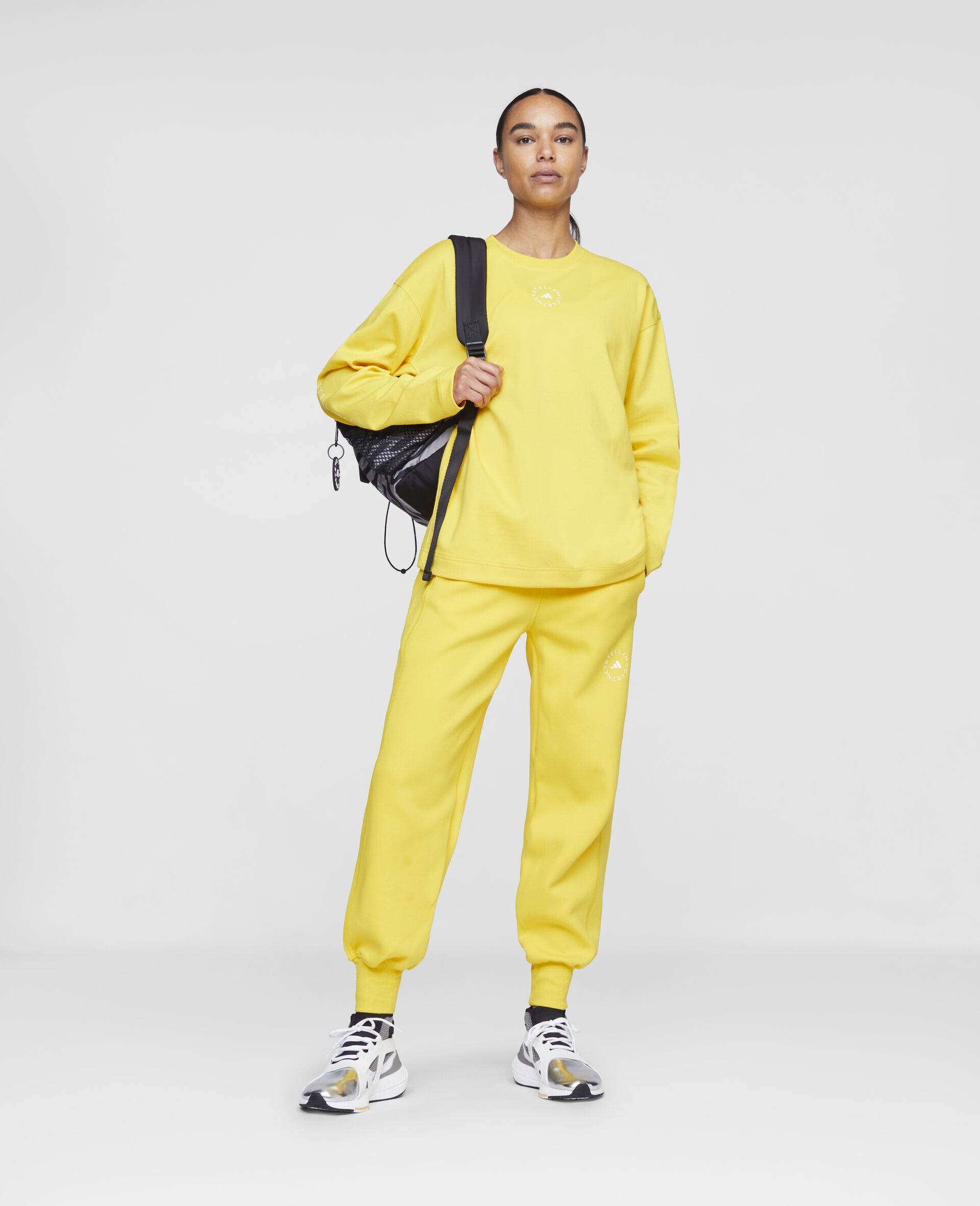Yellow Training Tee-Yellow-large image number 1