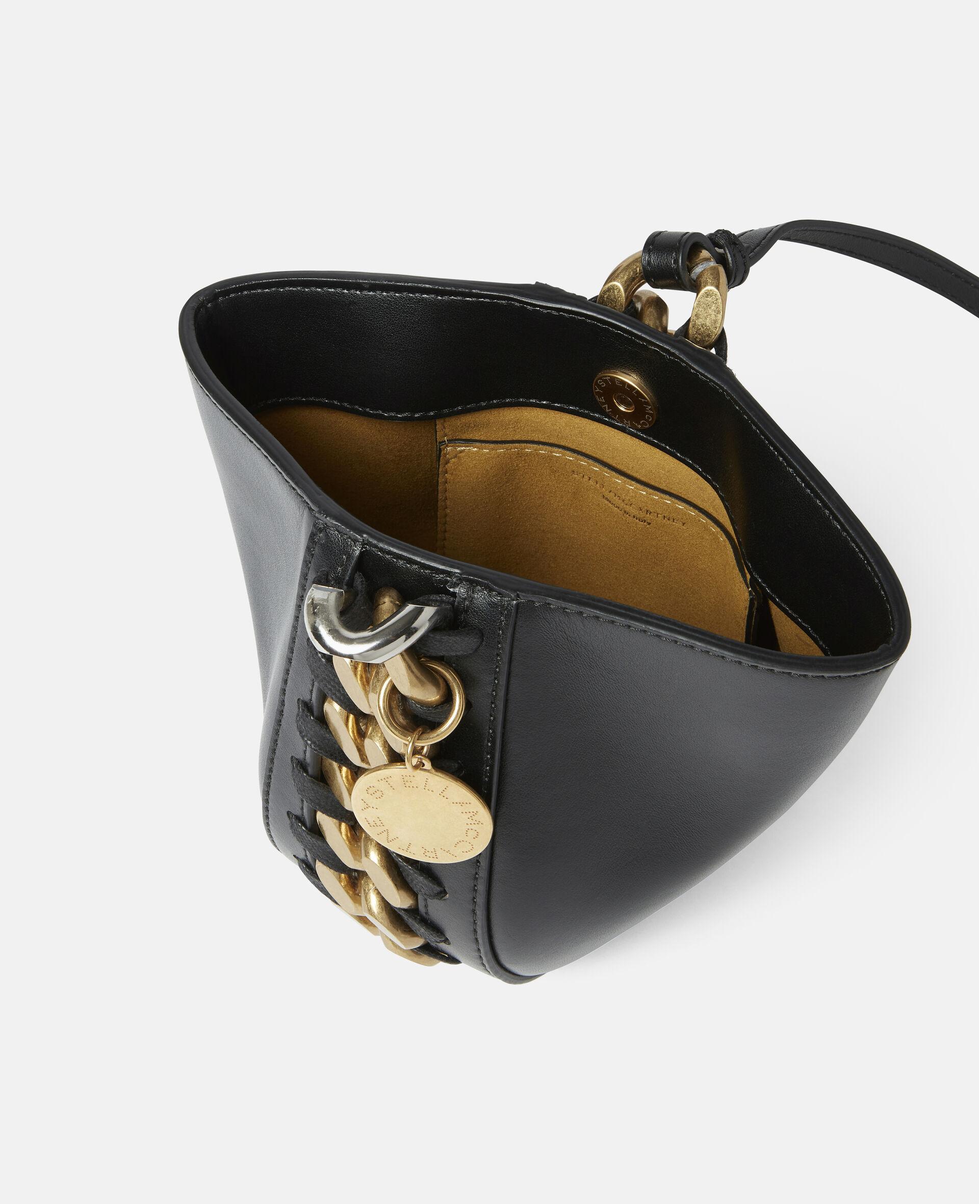 Frayme Clutch Bag-Black-large image number 3