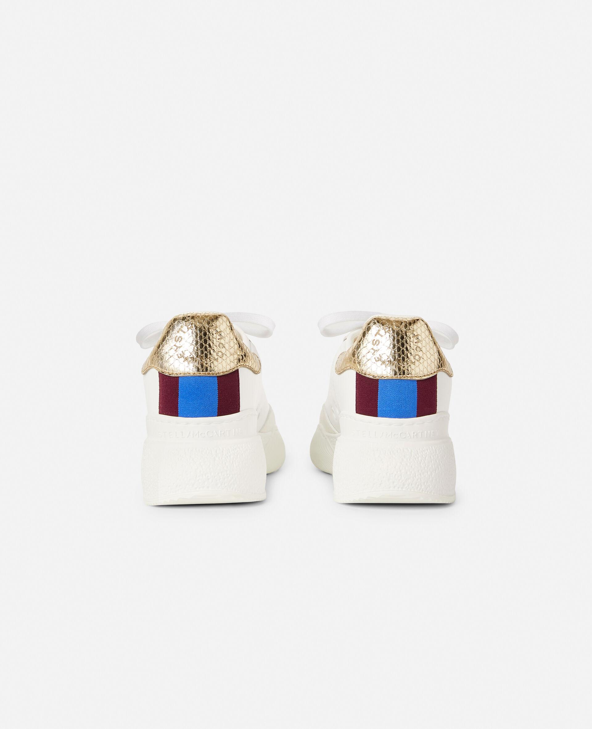Sneakers à lacets Loop-Blanc-large image number 2