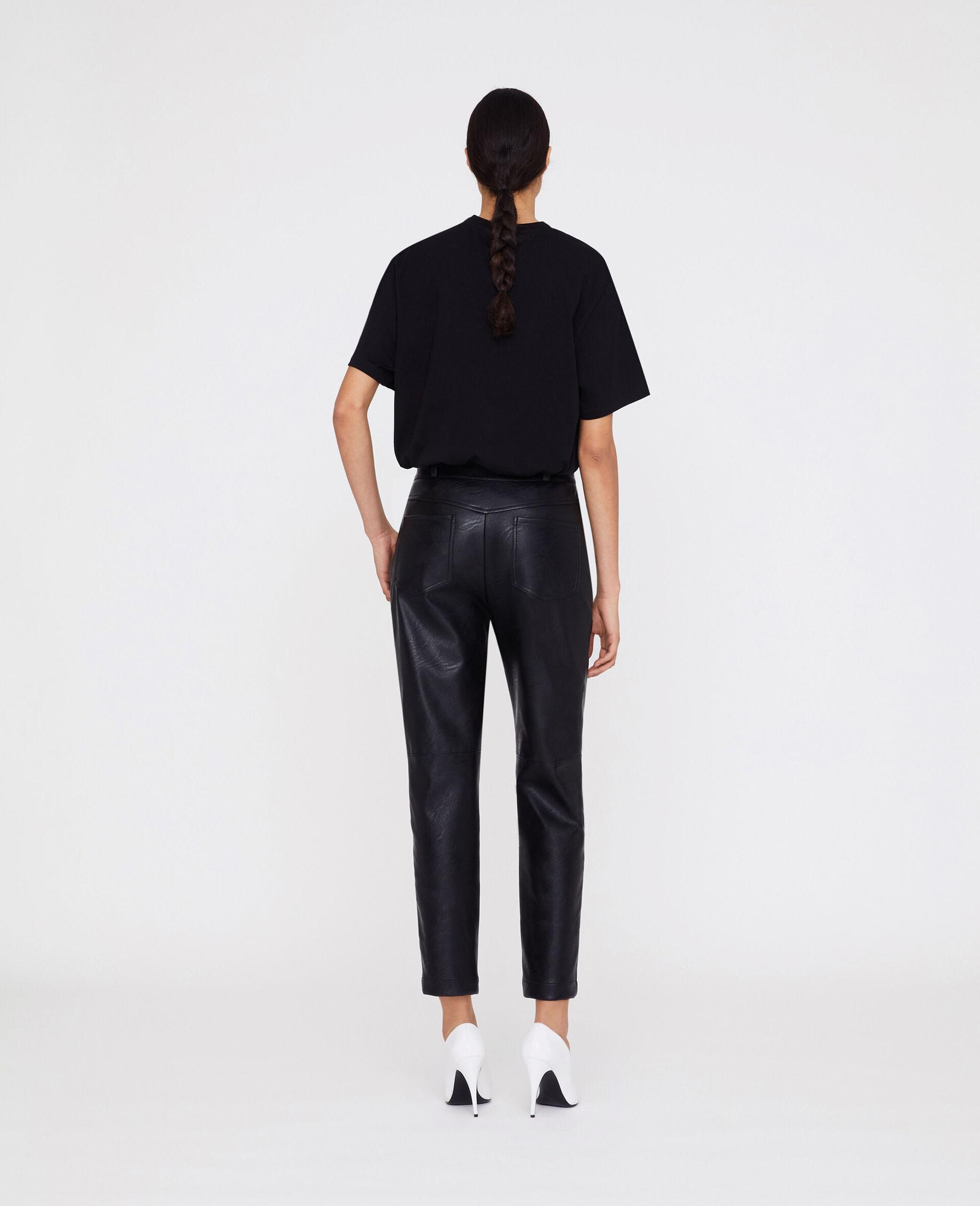 Pantalon Hailey -Marron-large image number 2
