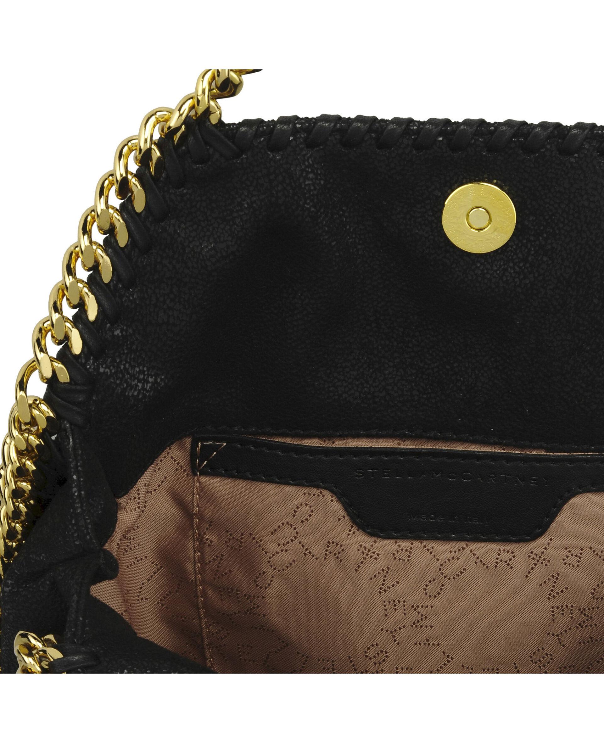 Mini Tote Bag Falabella-Schwarz-large image number 2
