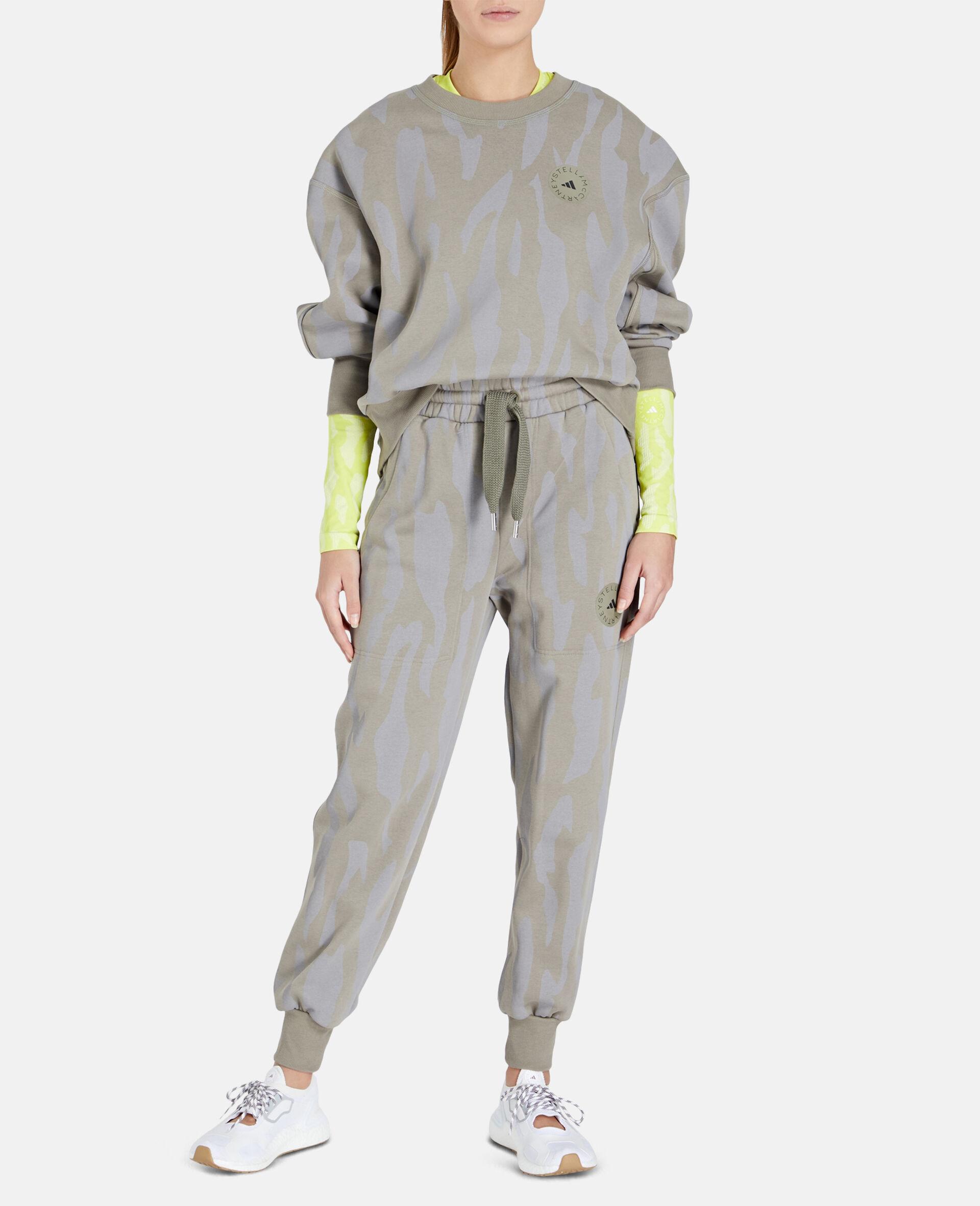 Grey Training Sweatshirt -Grey-large image number 1
