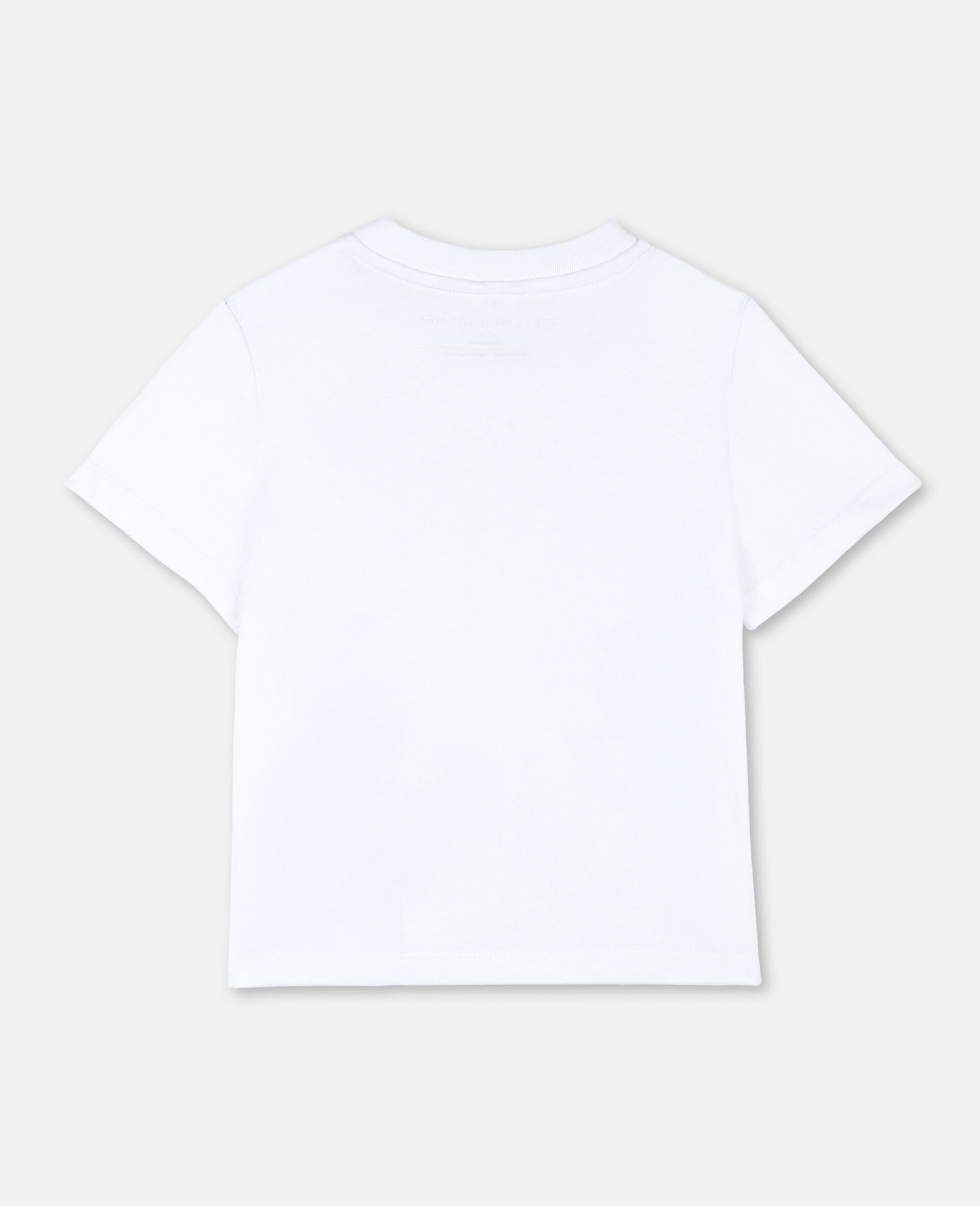 Binocular 棉质 T 恤 -白色-large image number 3