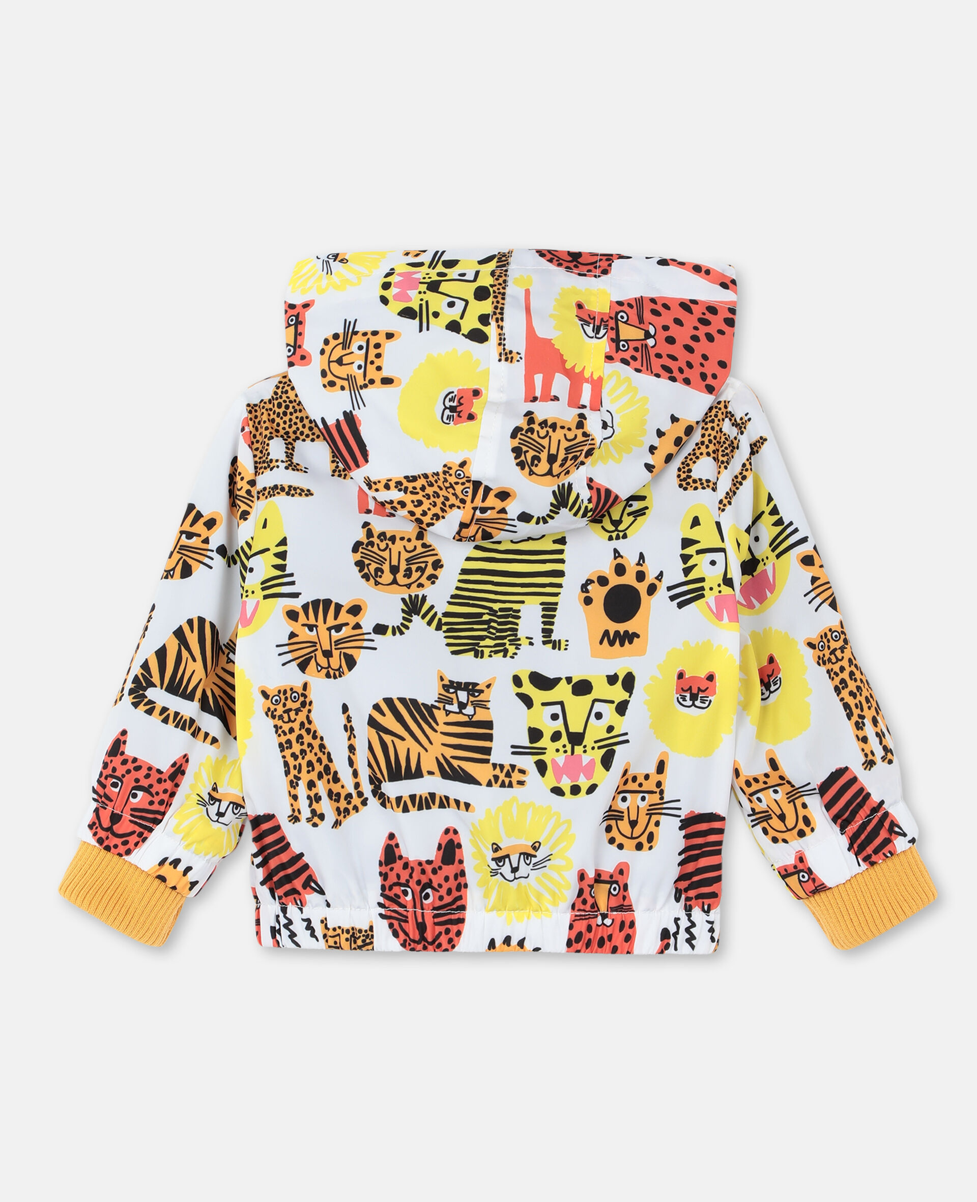 Wild Cats Jacket -Yellow-large image number 3