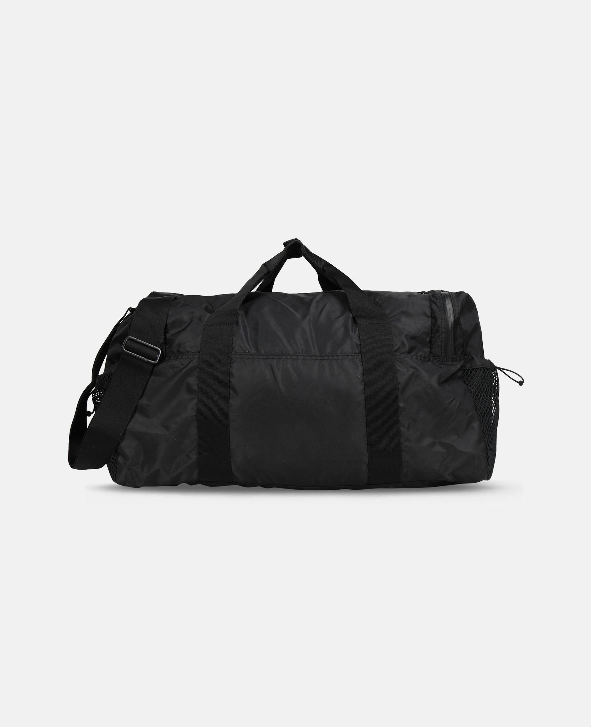 Black Squared Studio Bag-Black-large image number 4