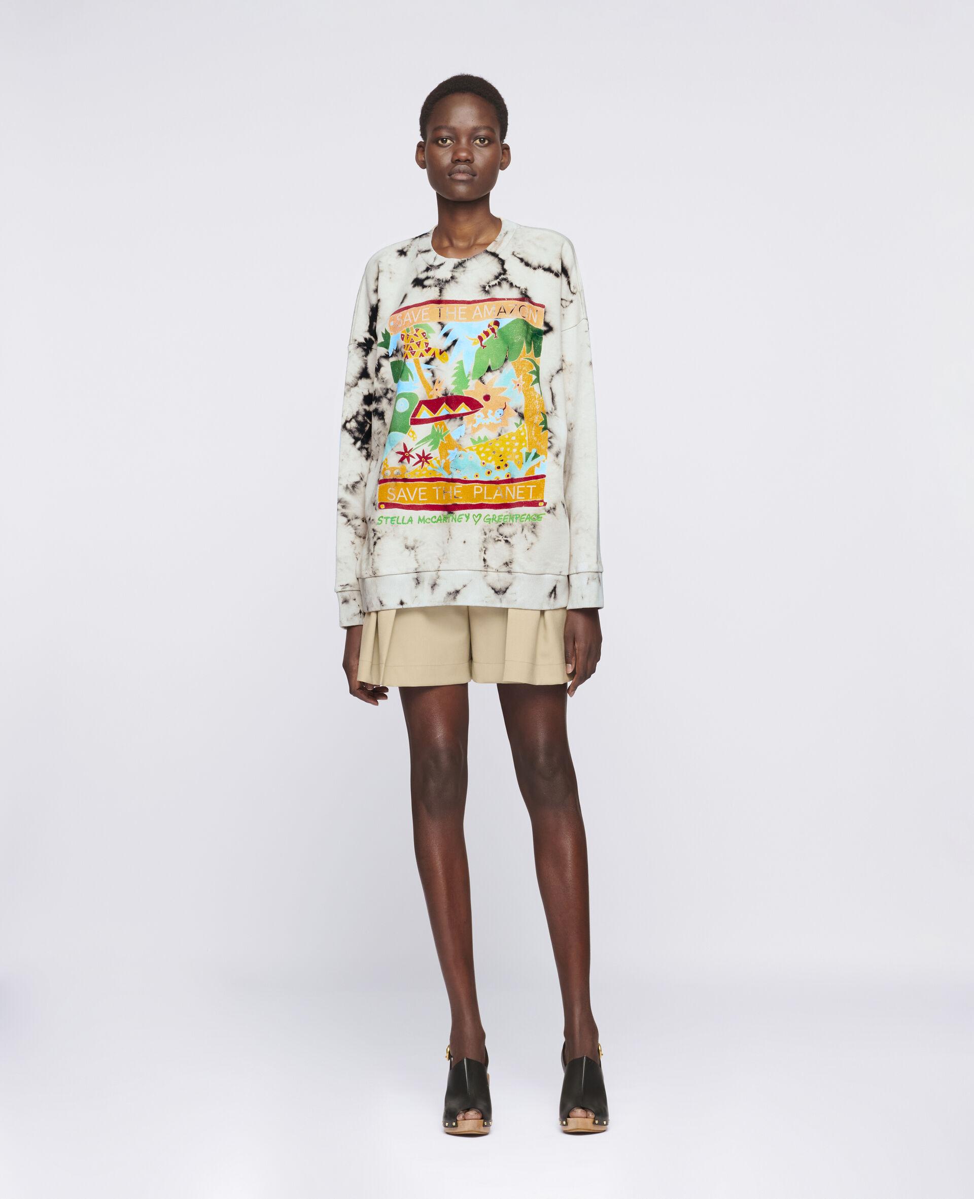 Rainforest Sweatshirt-Multicoloured-large image number 1