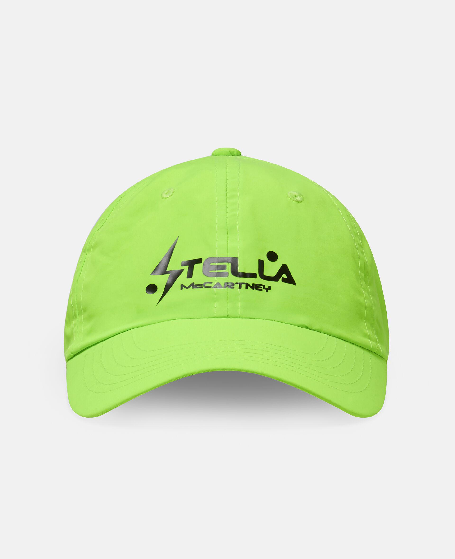 Cappello da Baseball con Logo Stella Tom Tosseyn-Verde-large image number 0