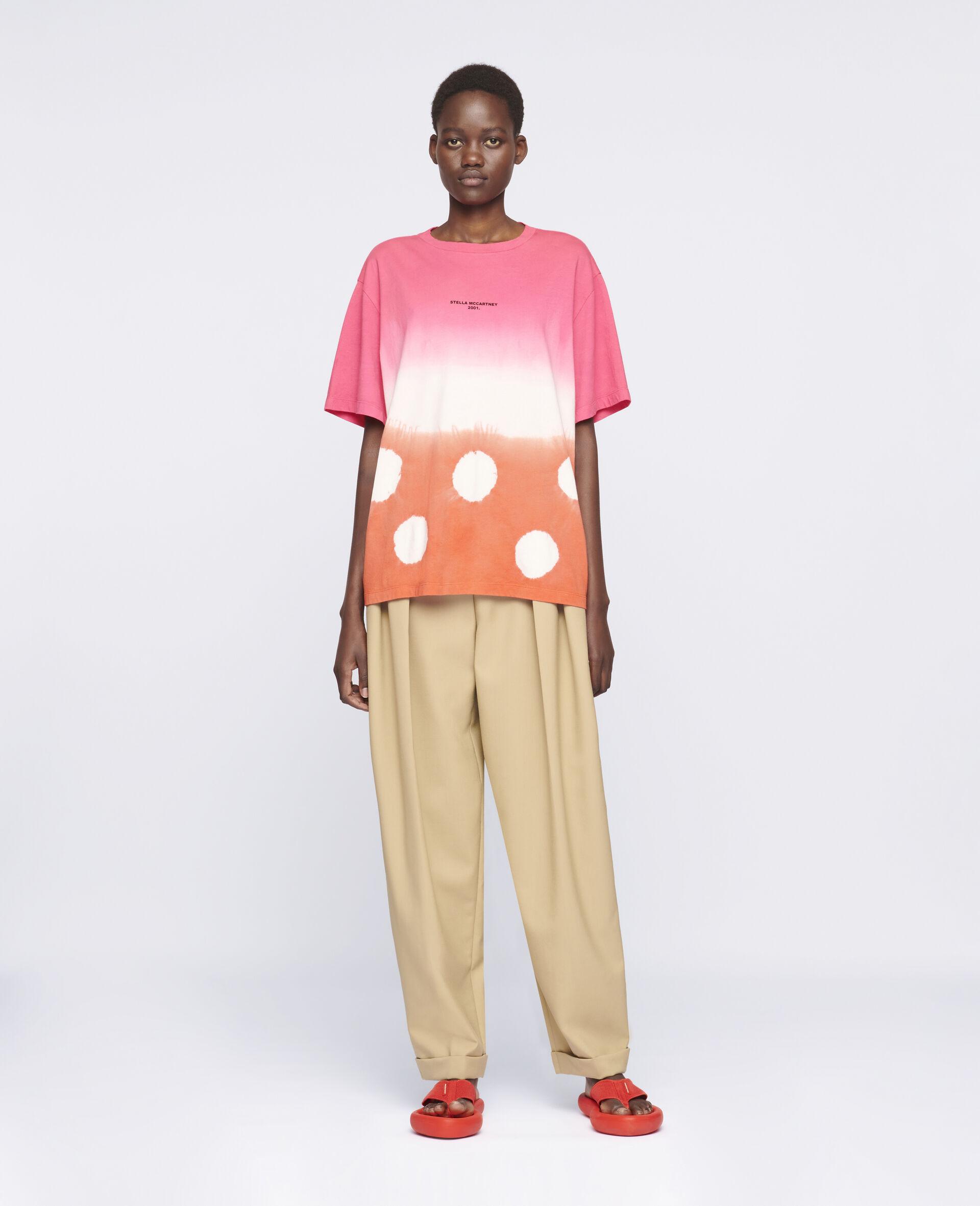 'Stella McCartney 2001.' Tie-Dye T-Shirt-Multicolour-large image number 1