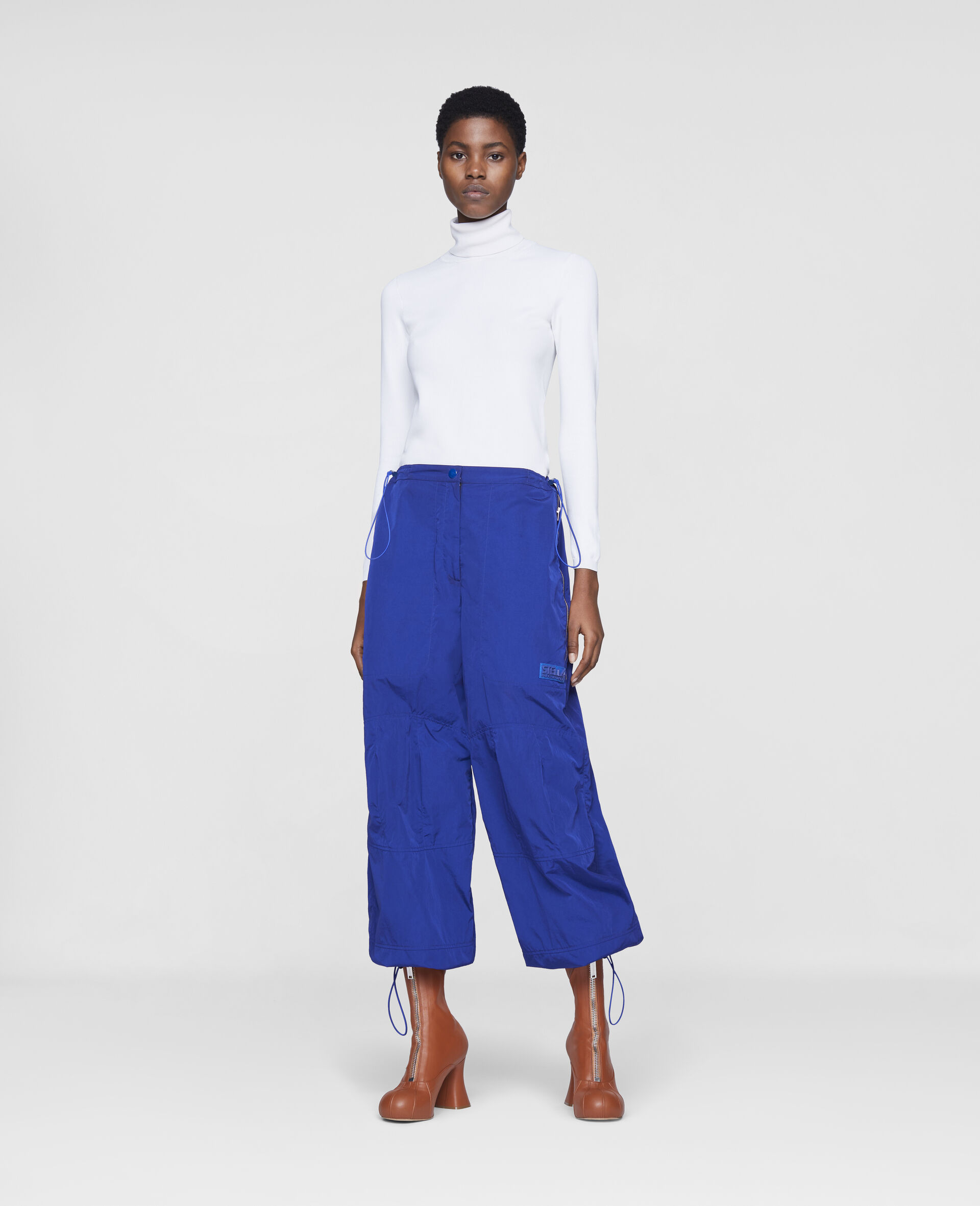 Niki Trousers-Blue-large image number 1