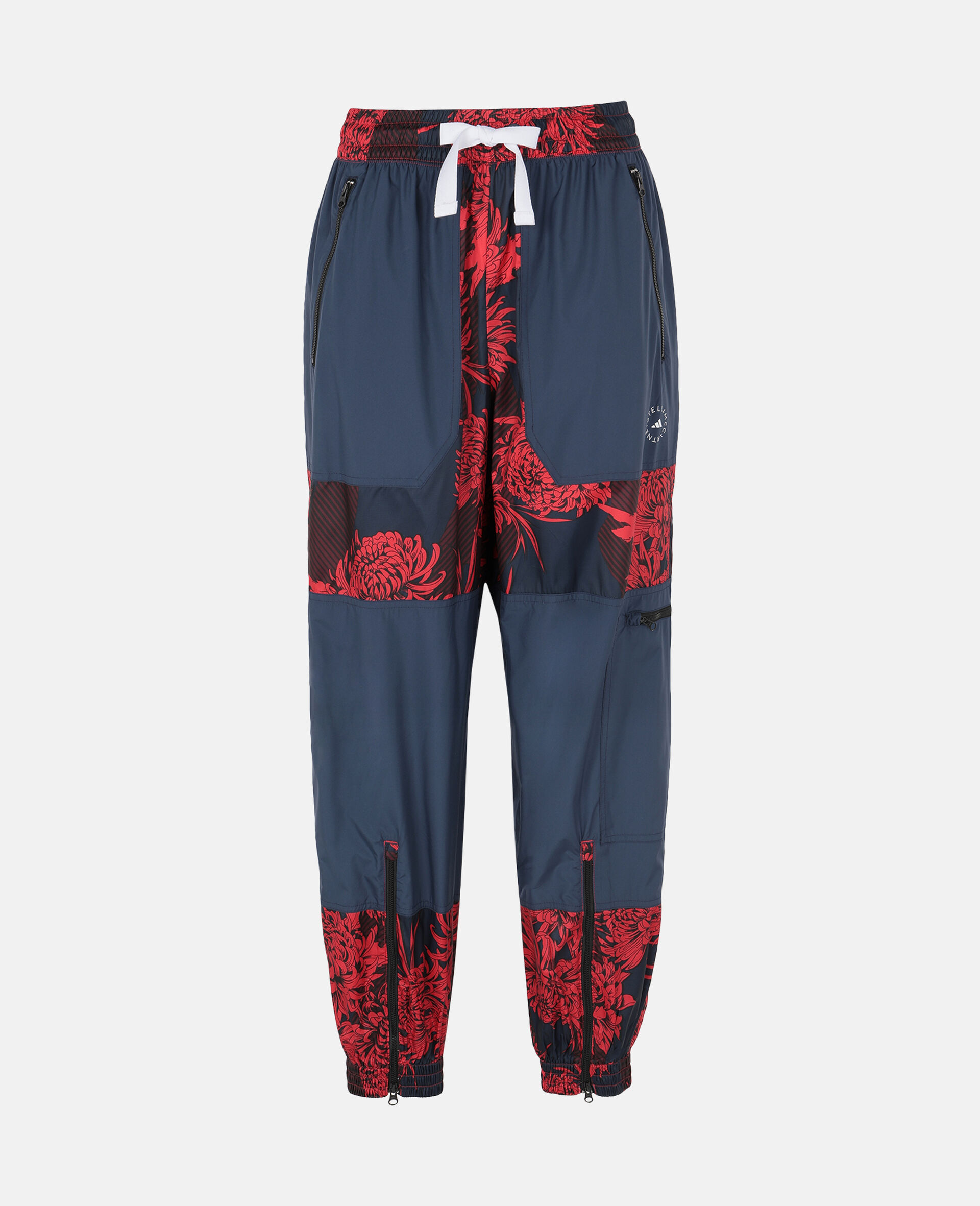 Future Playground Woven Training Trousers-Red-large image number 0