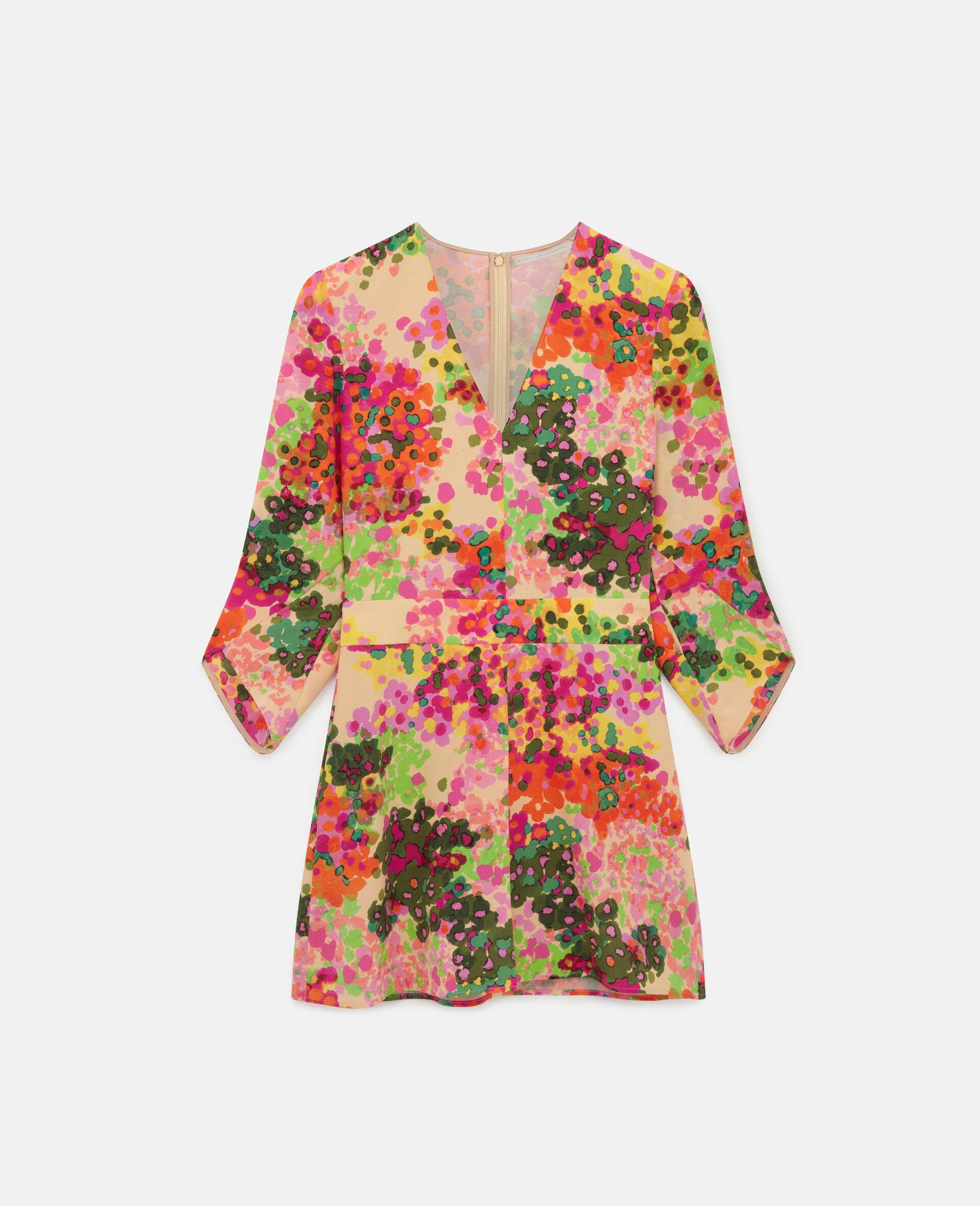 Maddison Mini Dress-Multicoloured-large image number 0