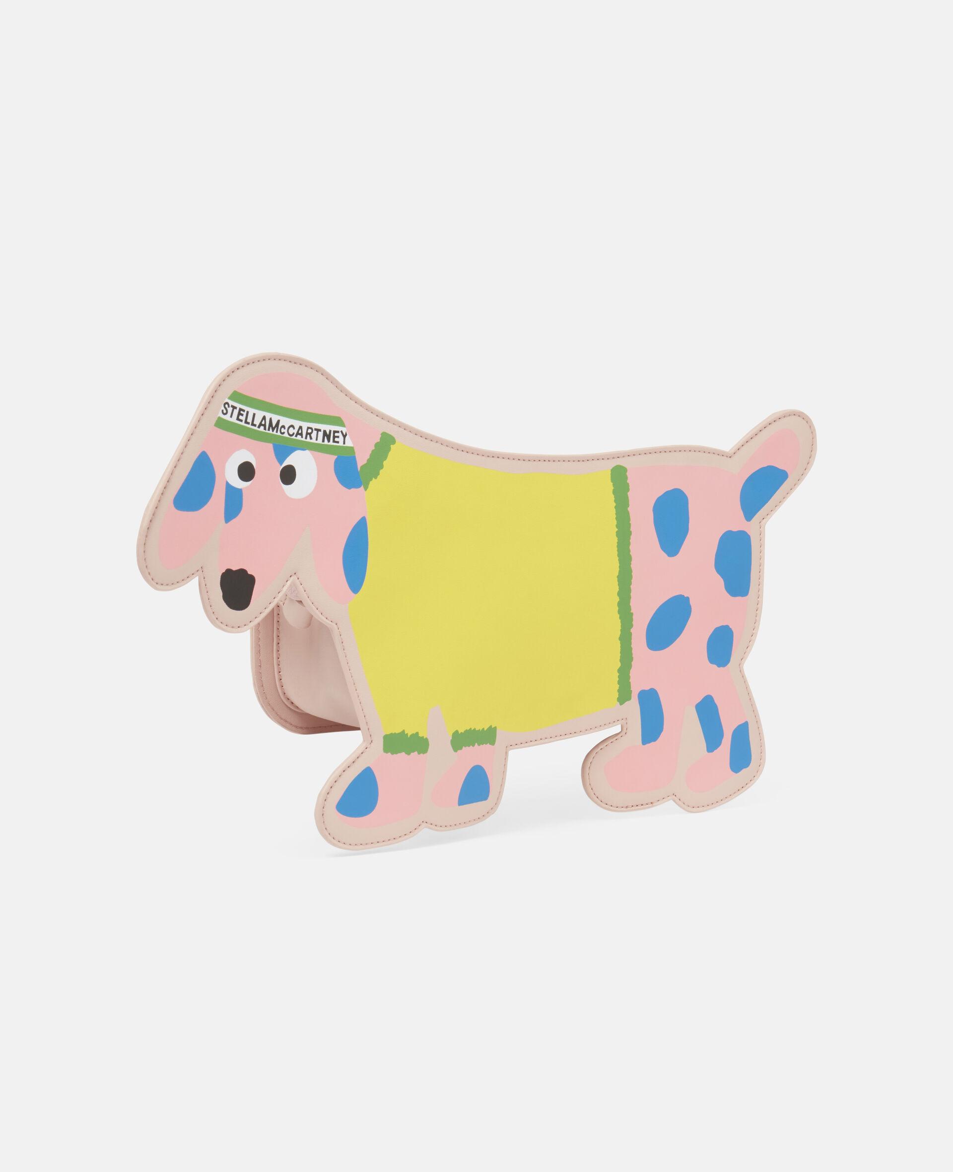 Doggie Alter Mat Shoulder Bag-Multicolour-large image number 1