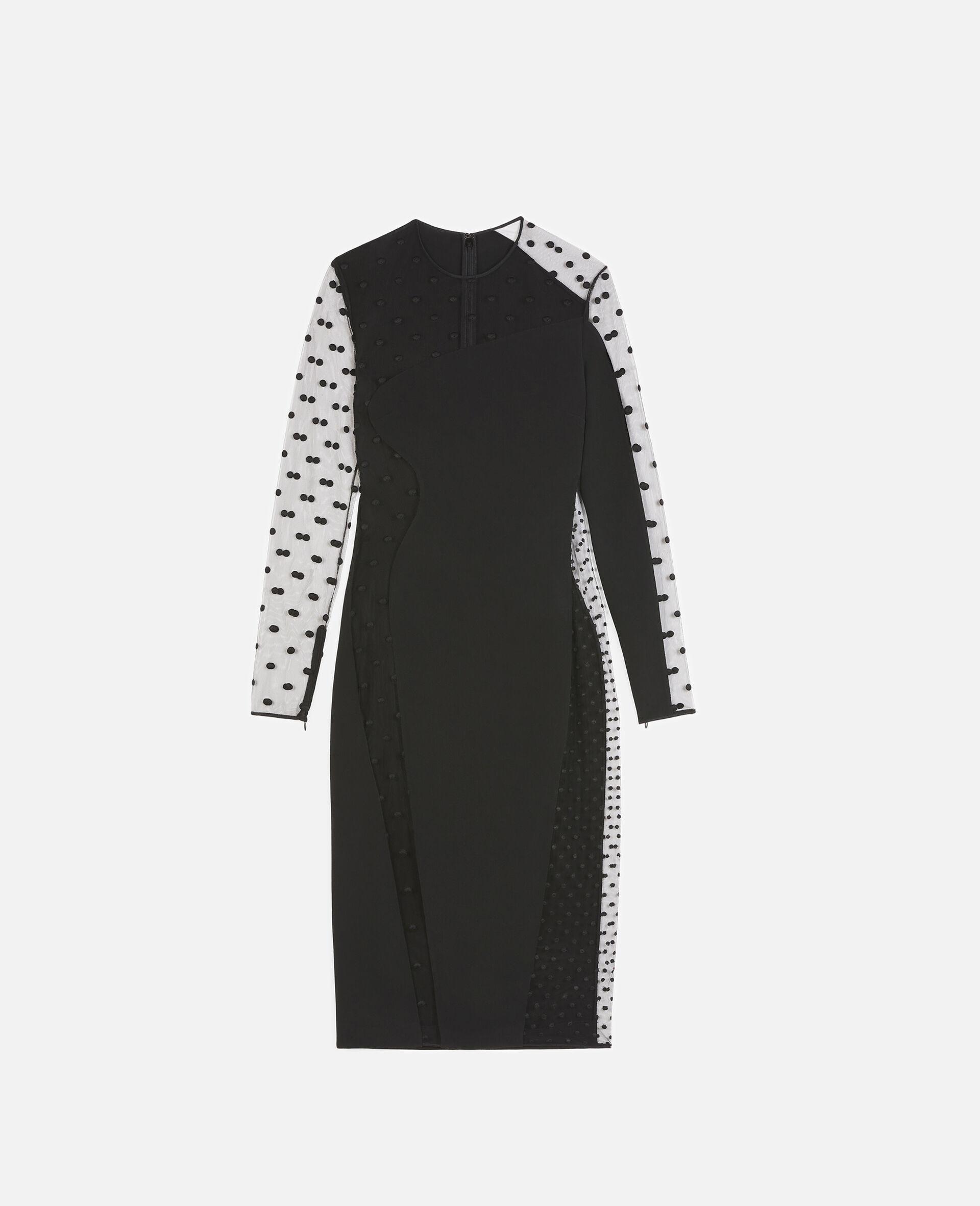 Robe de soirée Arielle-Noir-large image number 0