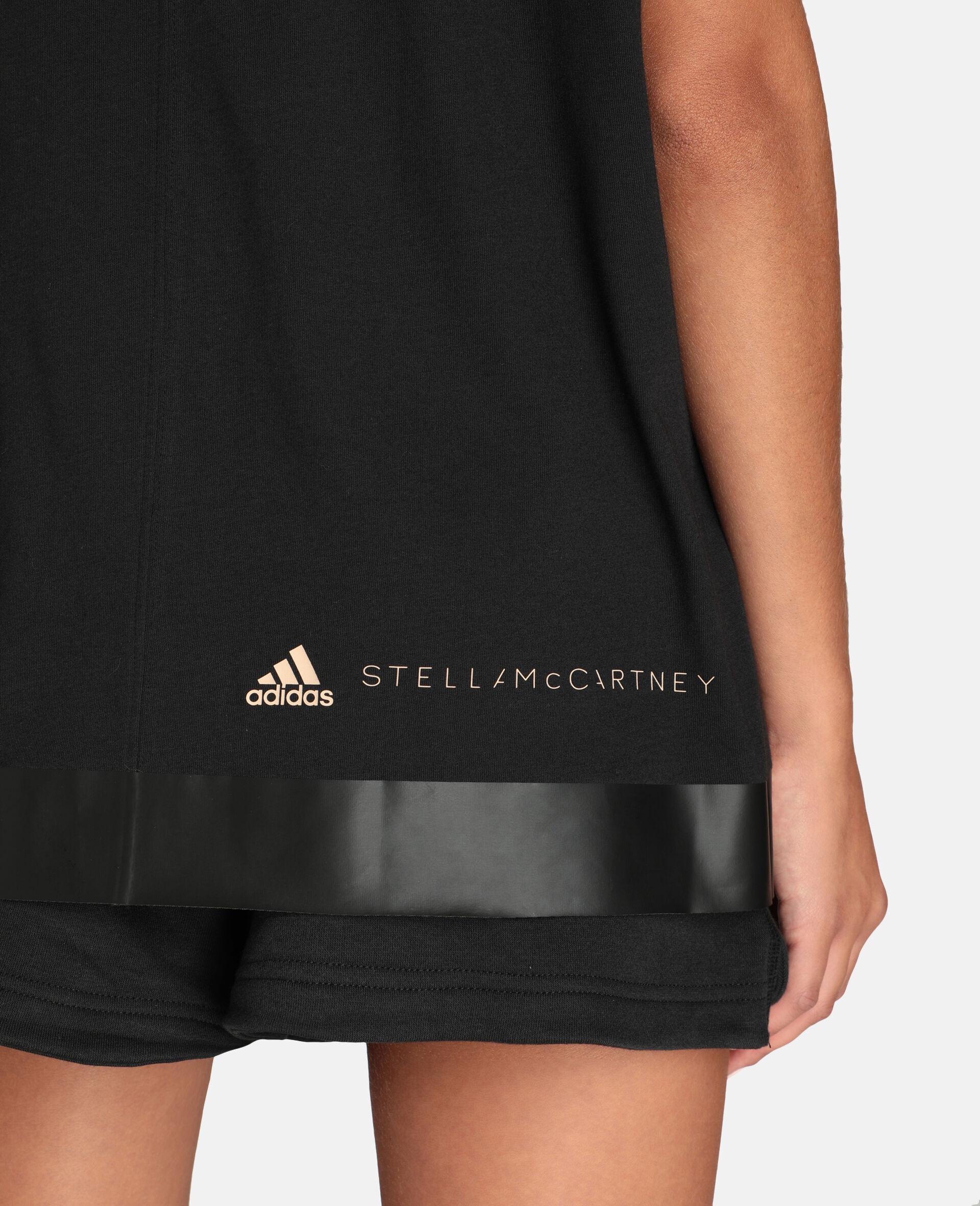 T-shirt de sport noir-Noir-large image number 3
