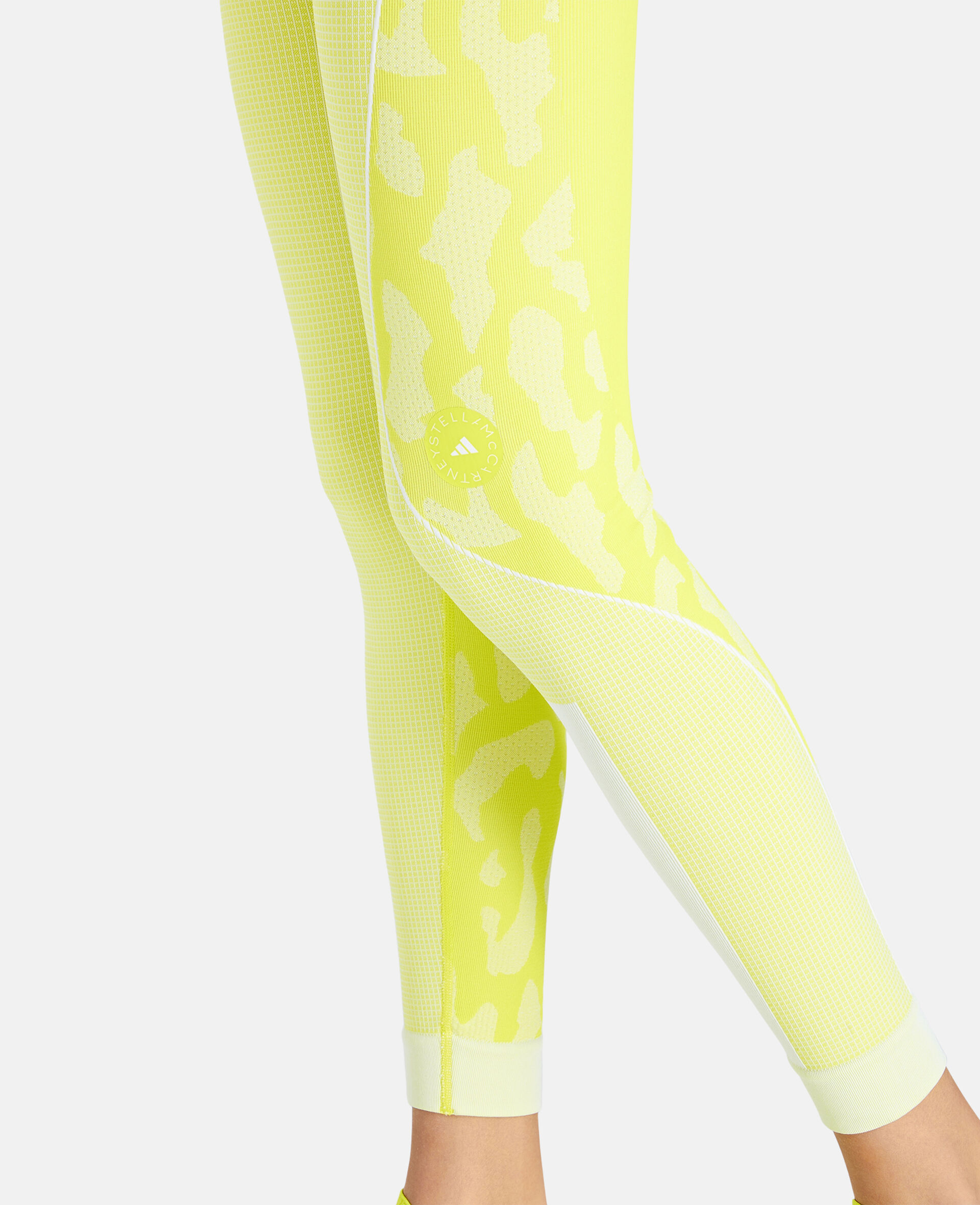 TruePurpose Nahtlose Strumpfhose-Gelb-large image number 3