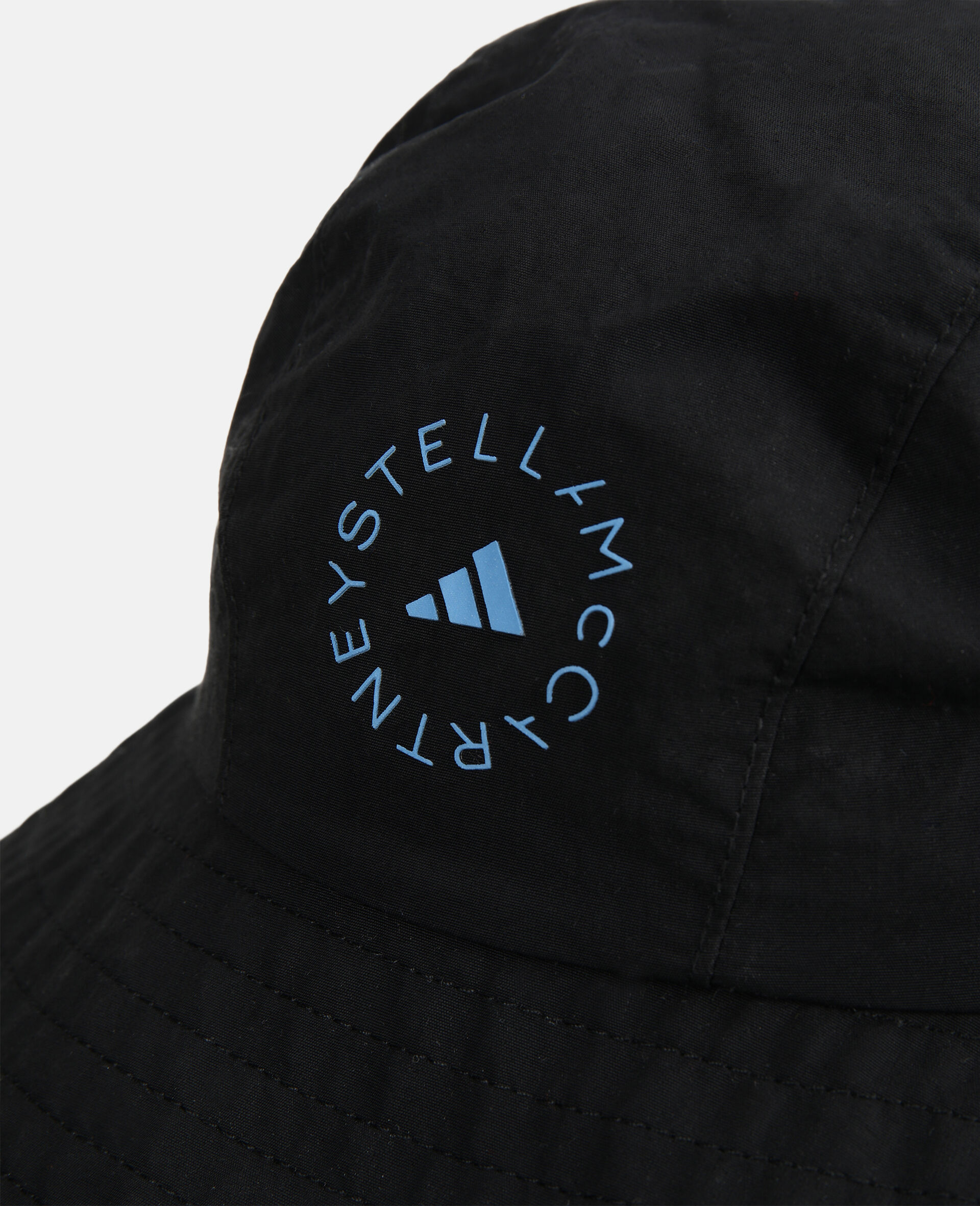 Black Bucket Hat -Black-large image number 2