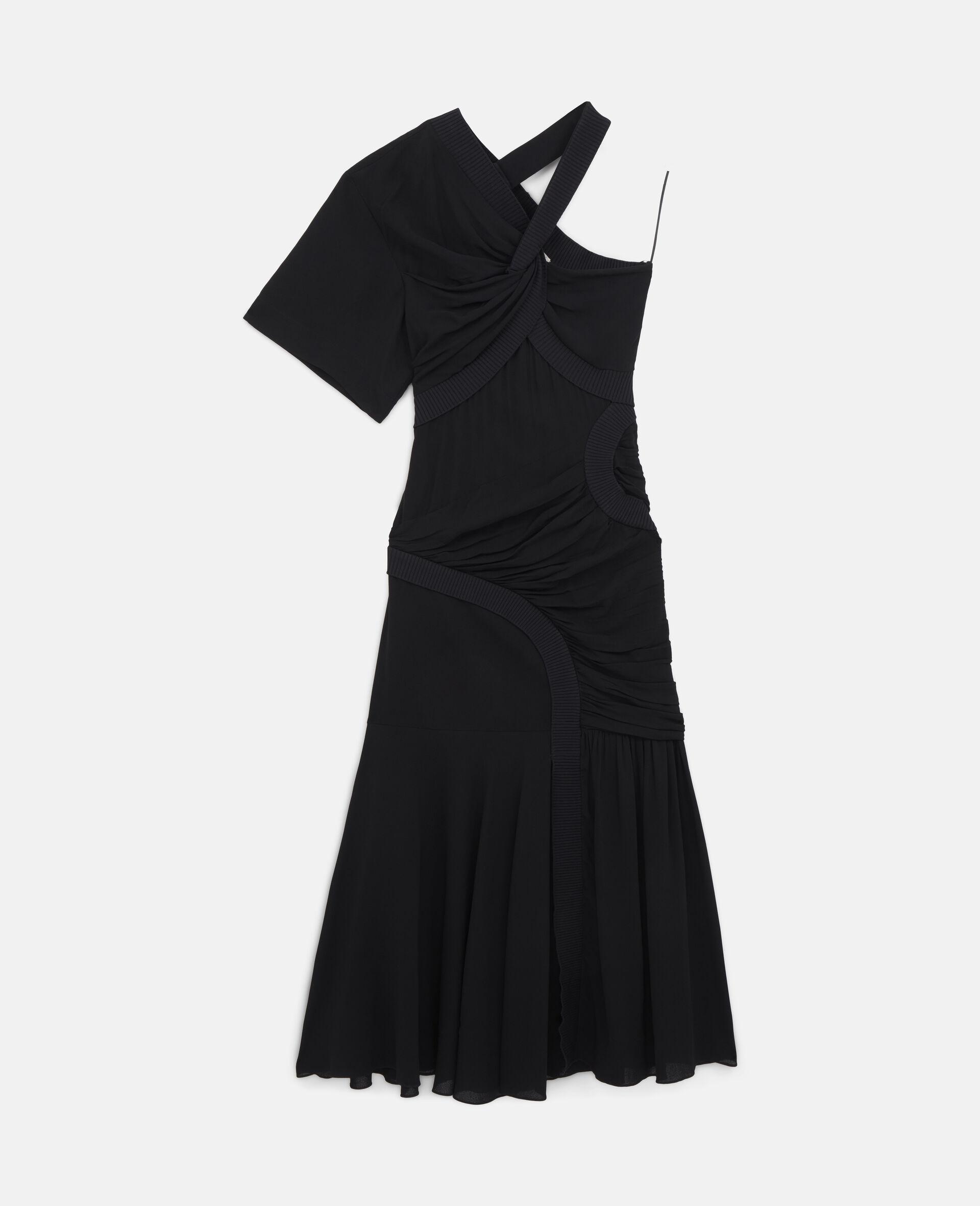 Emmeline Dress-Black-large image number 0