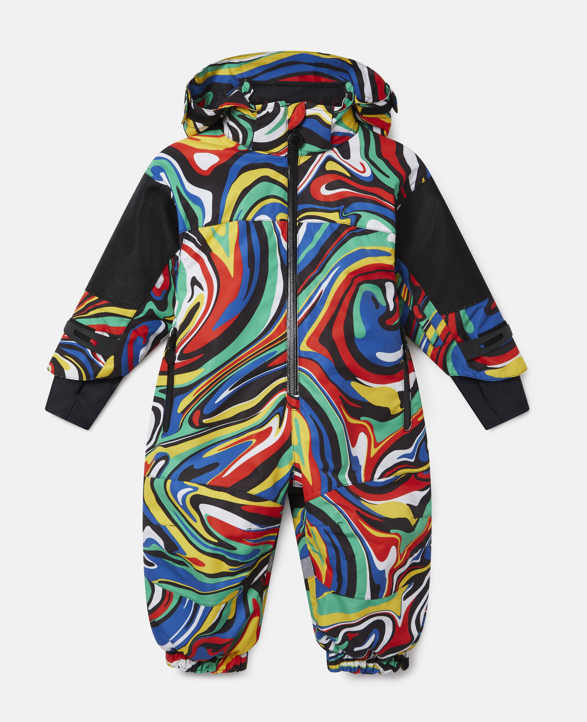 Marble Ski All-In-One-Multicolour-large image number 0