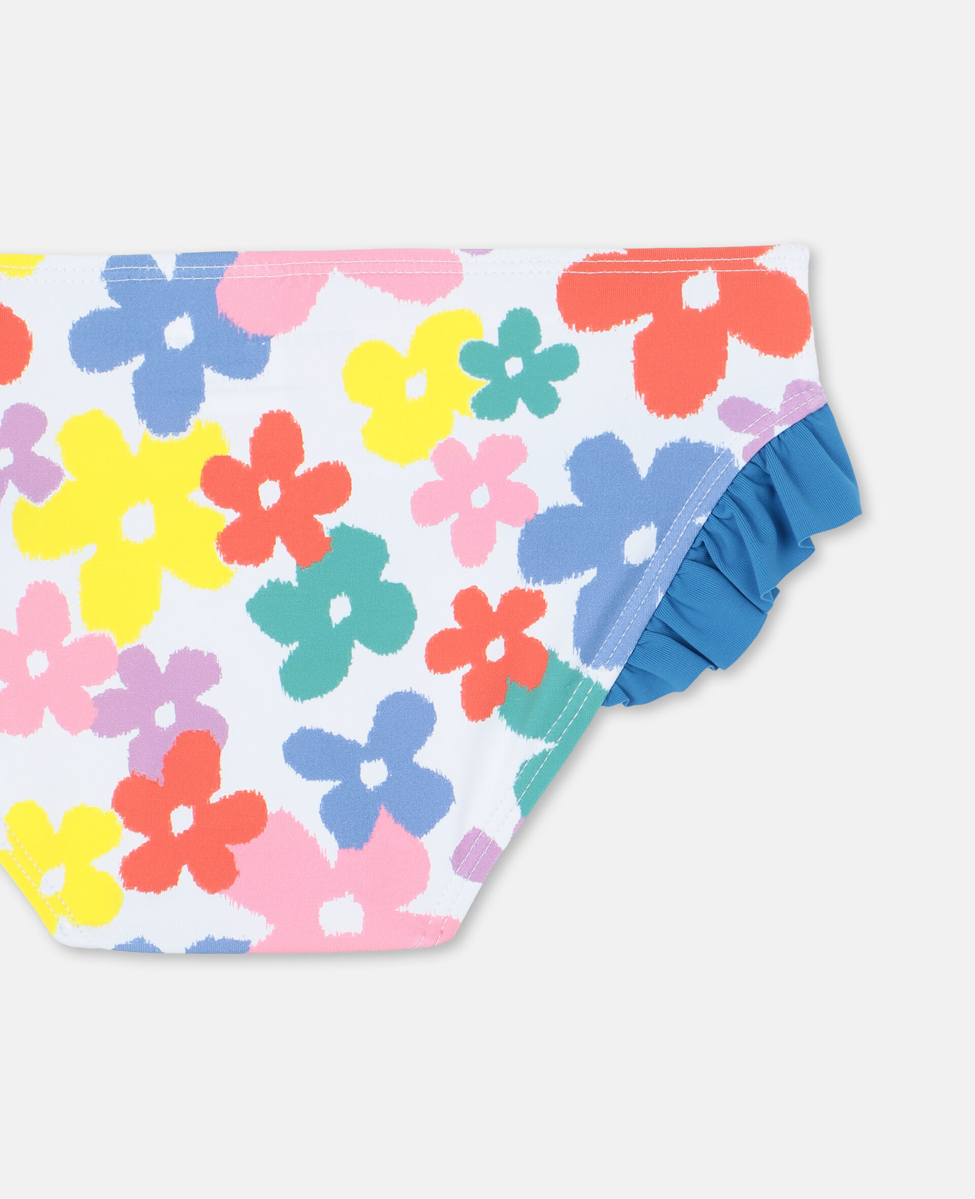 Multicolor Flower Bikini -Multicoloured-large image number 2