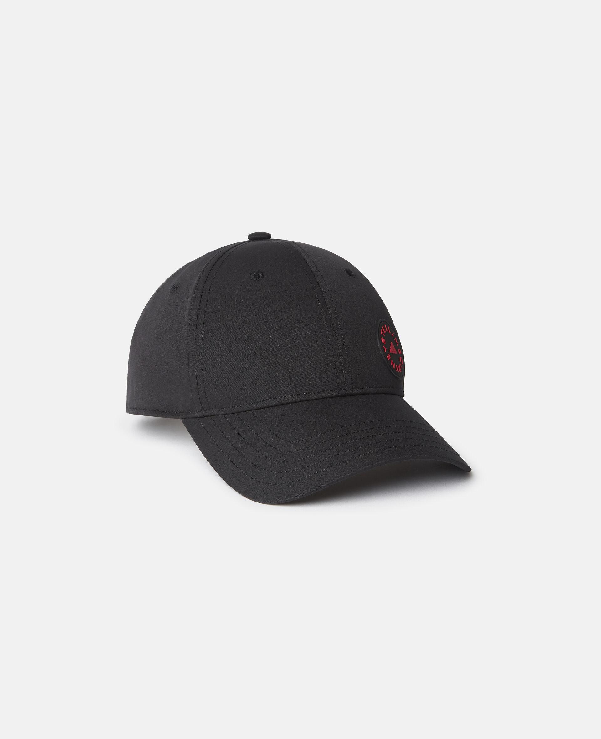 Cappellino nero-Nero-large image number 2