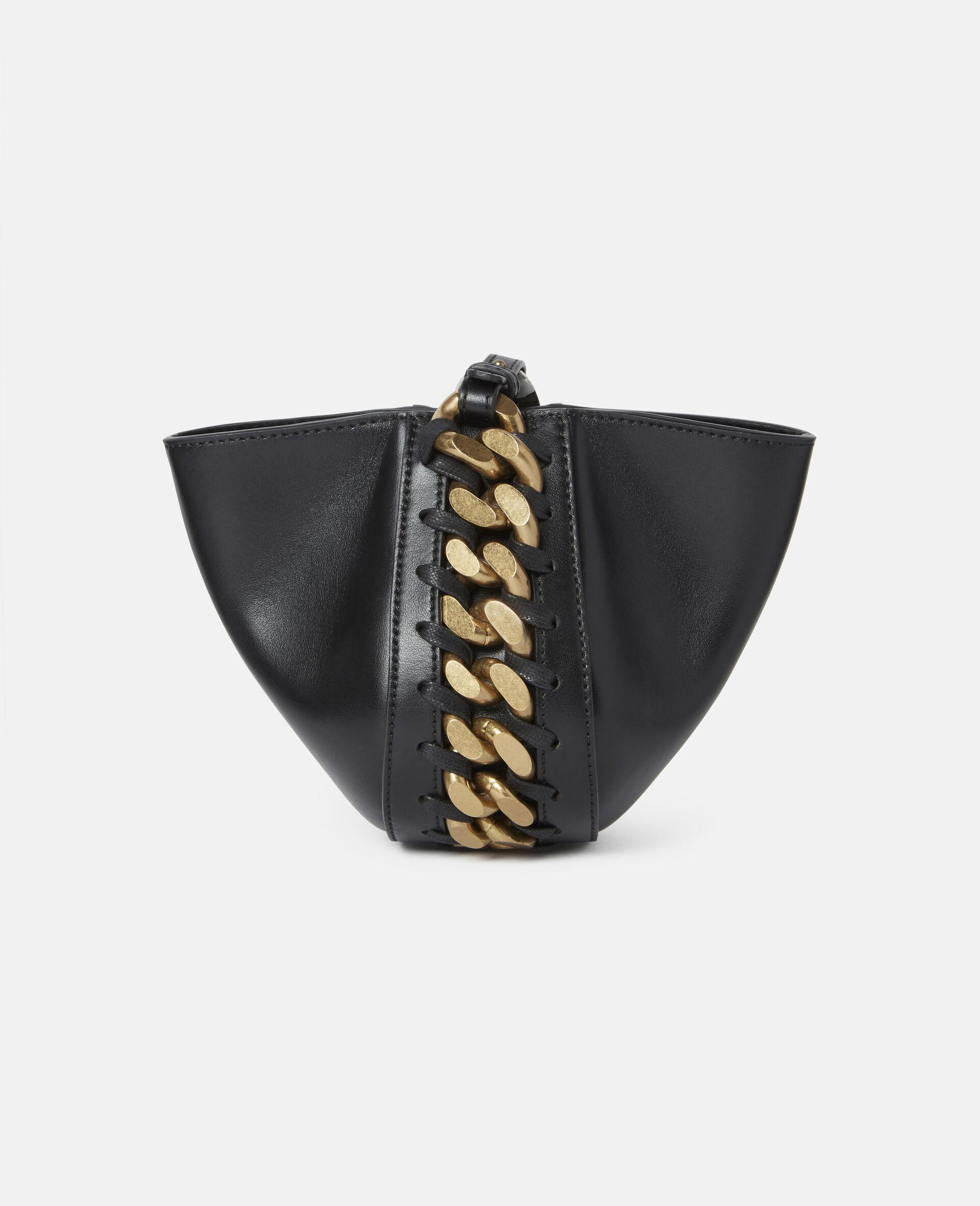 Frayme Clutch Bag-Black-large image number 2