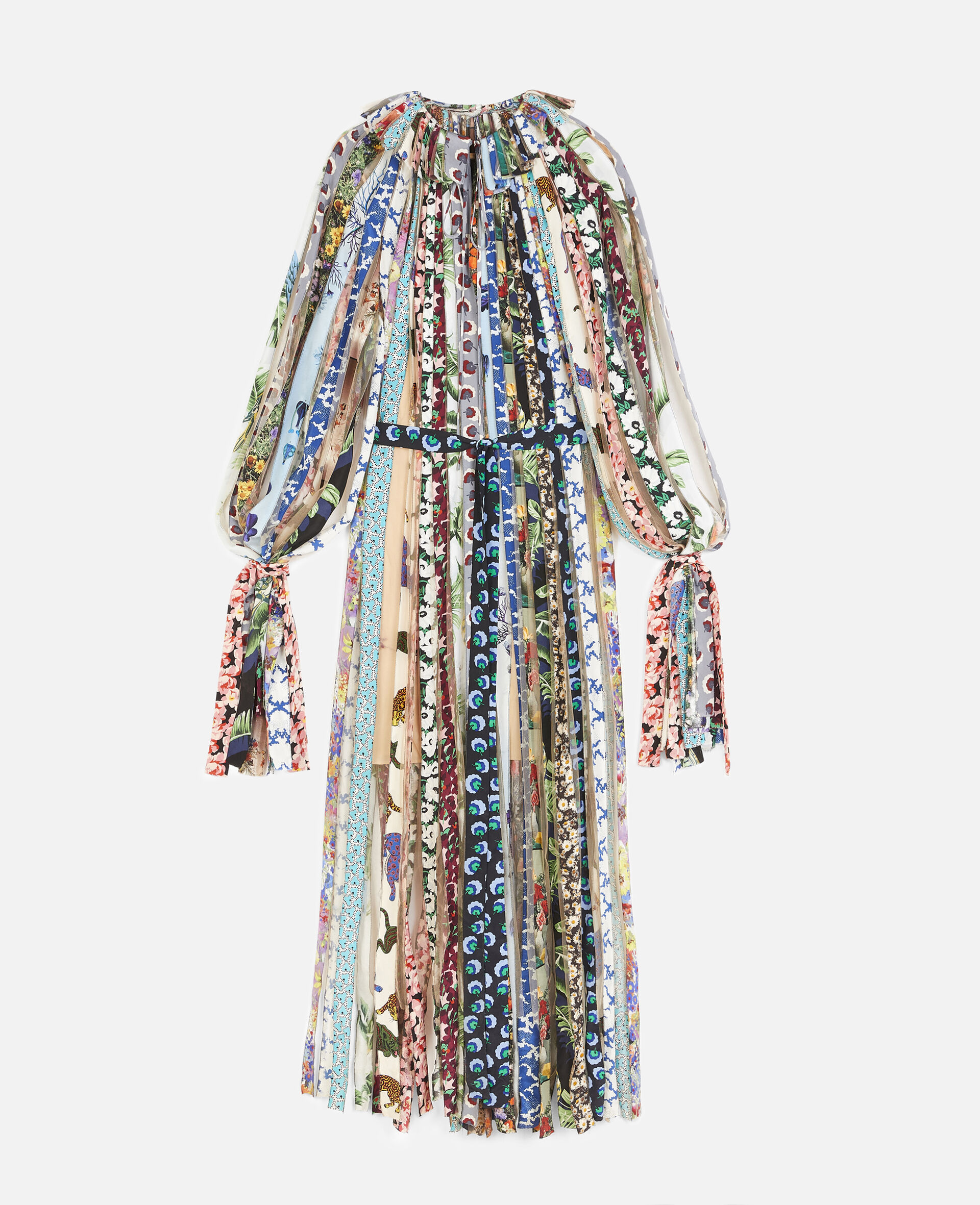 Gabriela Maxi Dress-Multicolour-large image number 0