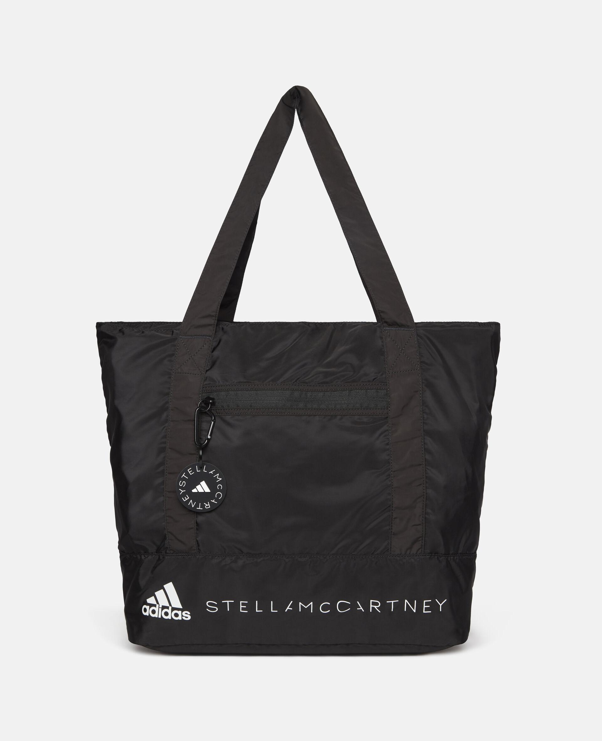 Black Tote Bag-Black-large image number 2