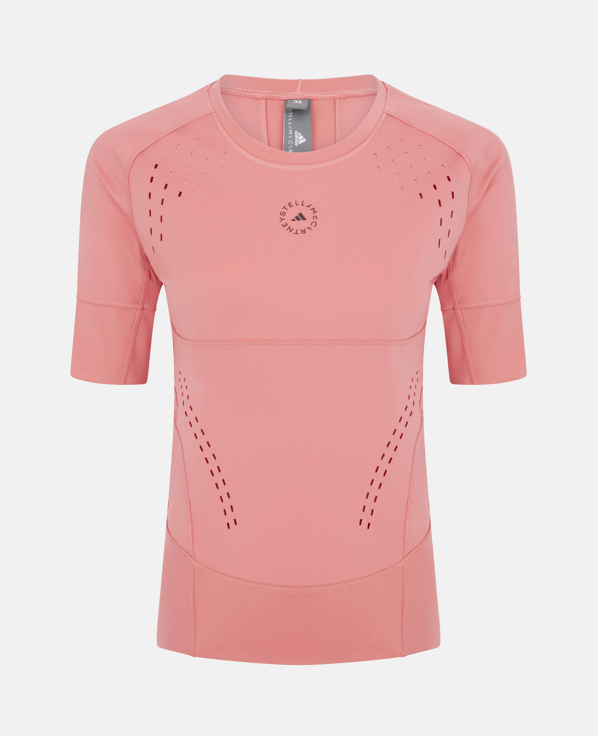 Hazy Rose TruePurpose Training T-Shirt-Pink-large image number 0