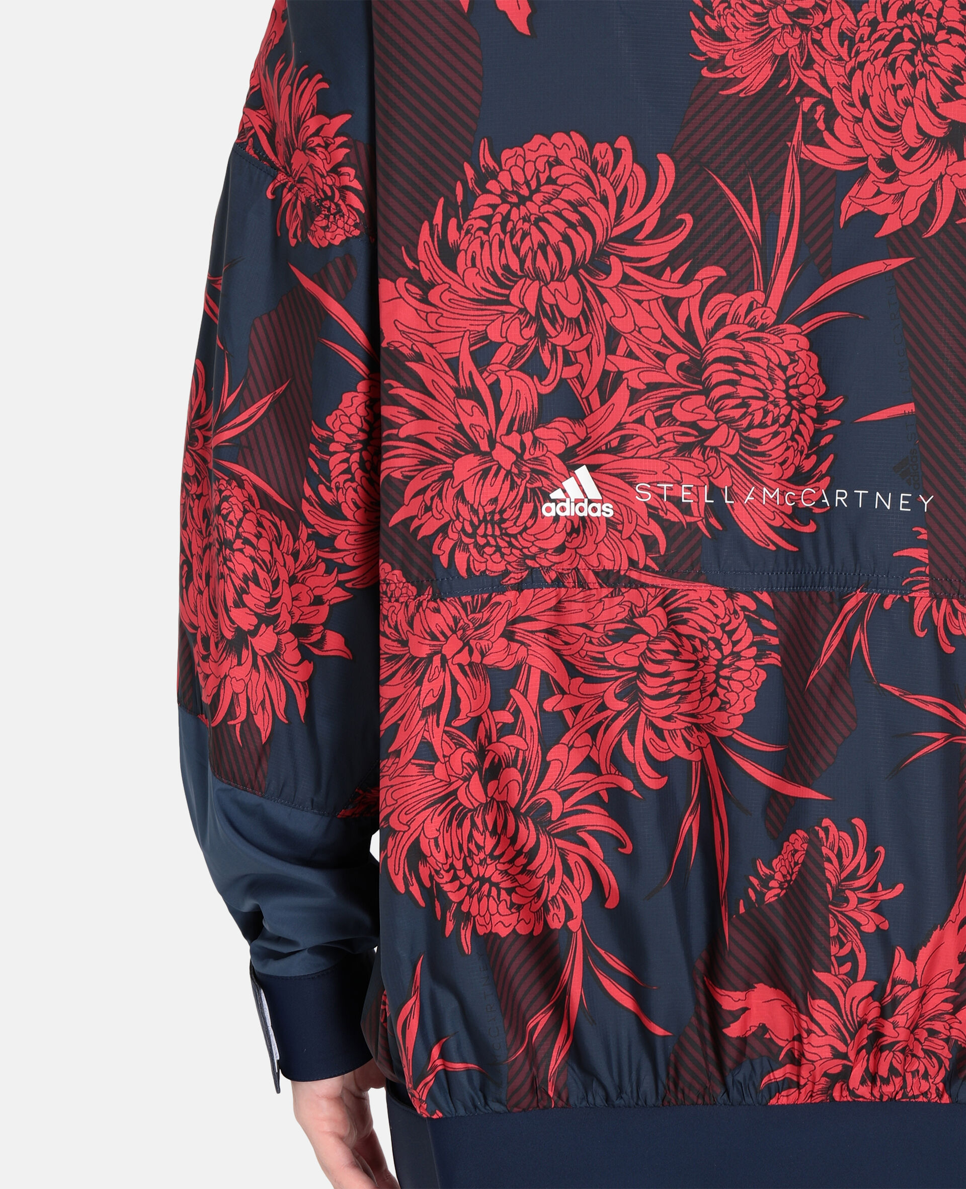 Future Playground Printed Jacket -Red-large image number 3