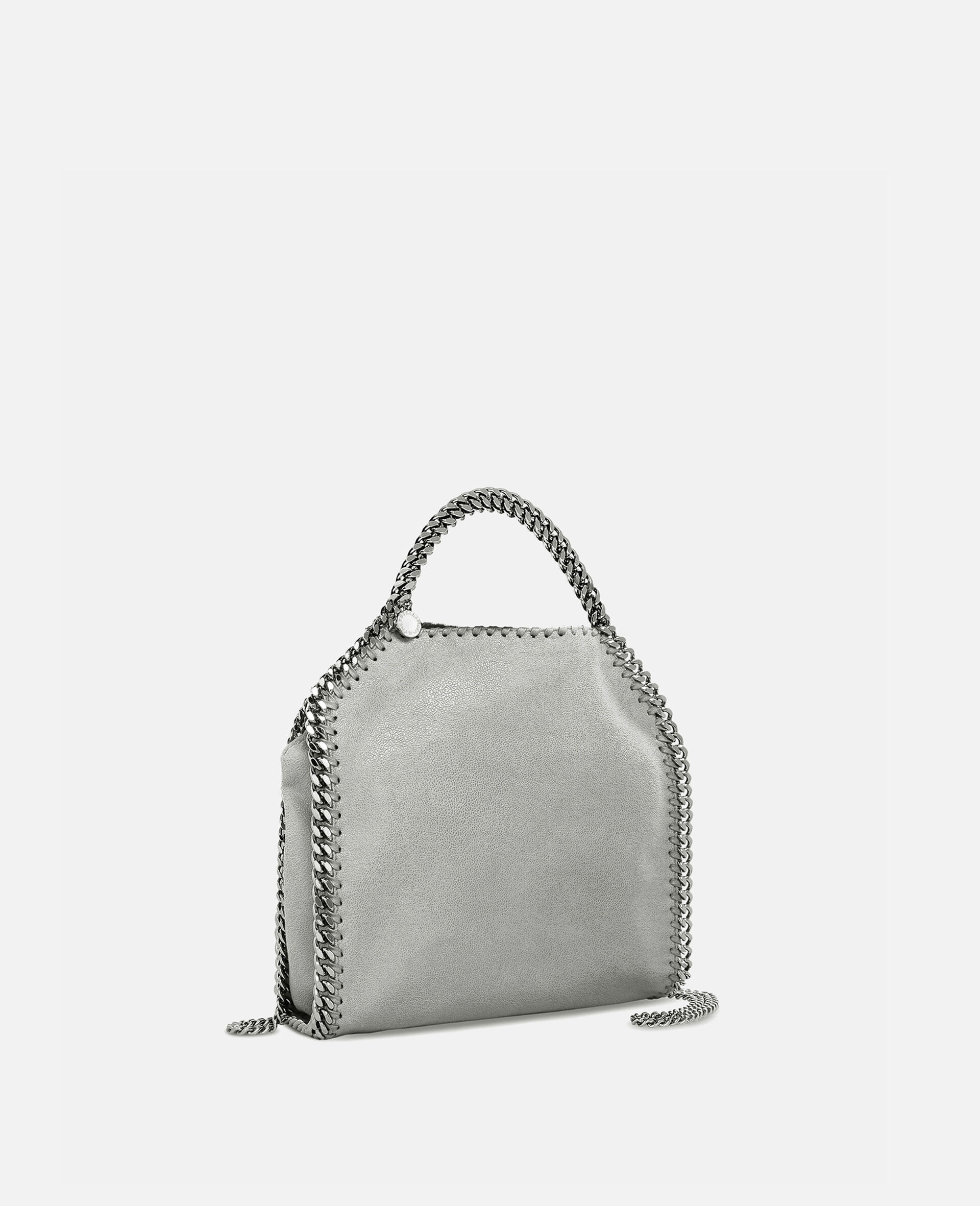 Falabella Tiny Tote-Grey-large image number 1