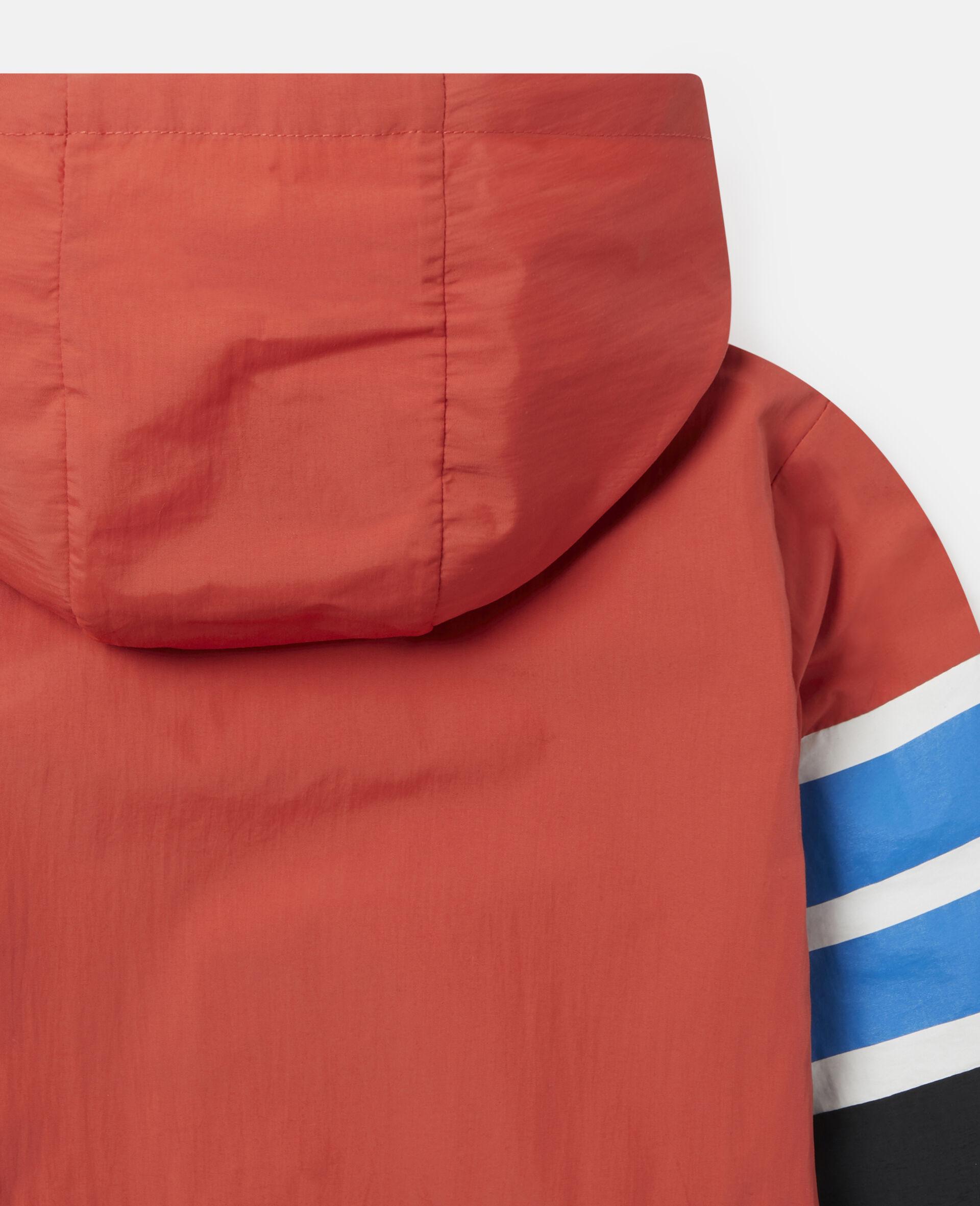 Colourblock Logo Jacket-Multicolour-large image number 2