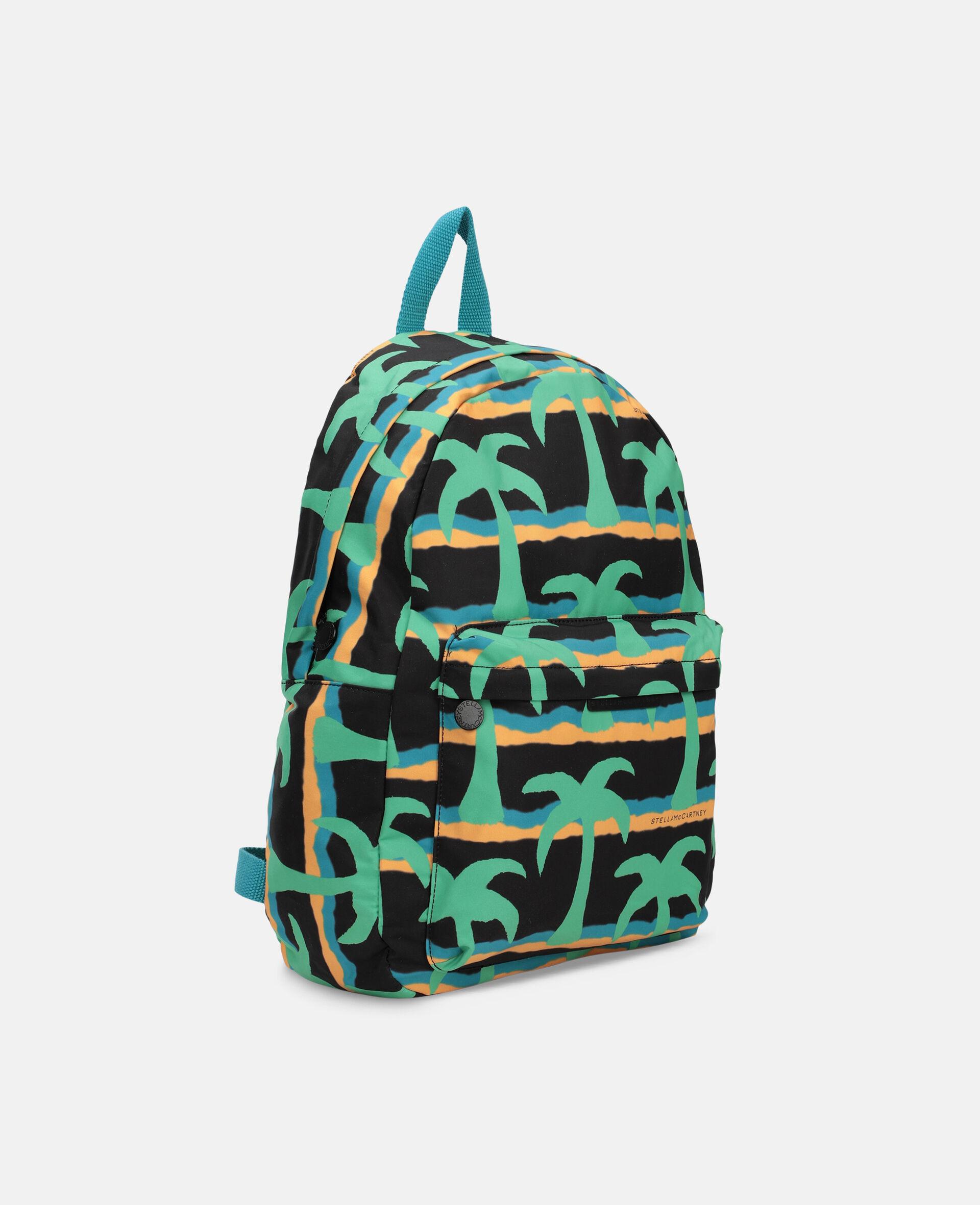 Palms Backpack -Black-large image number 1