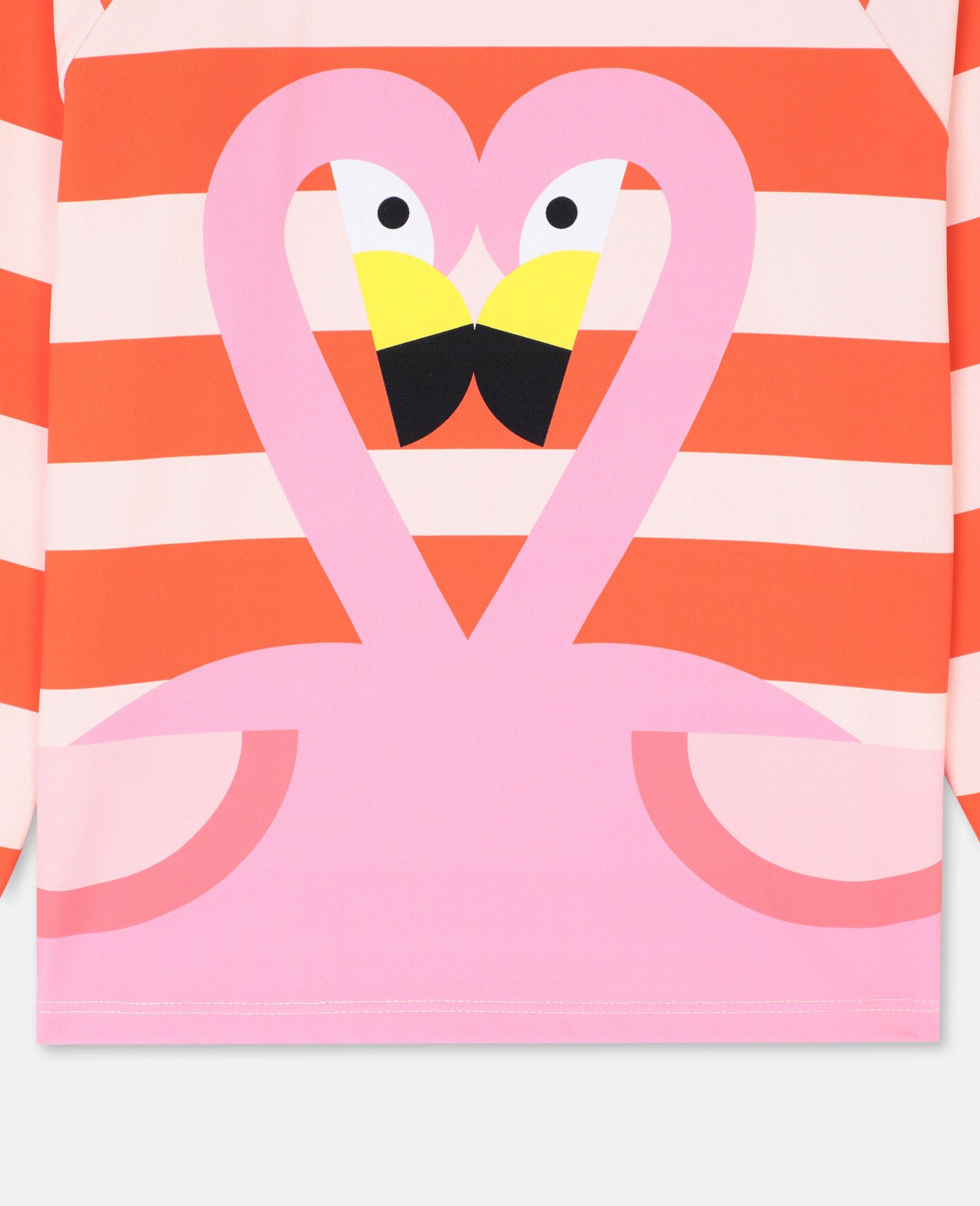 Flamingo-Badeset -Rose-large image number 1