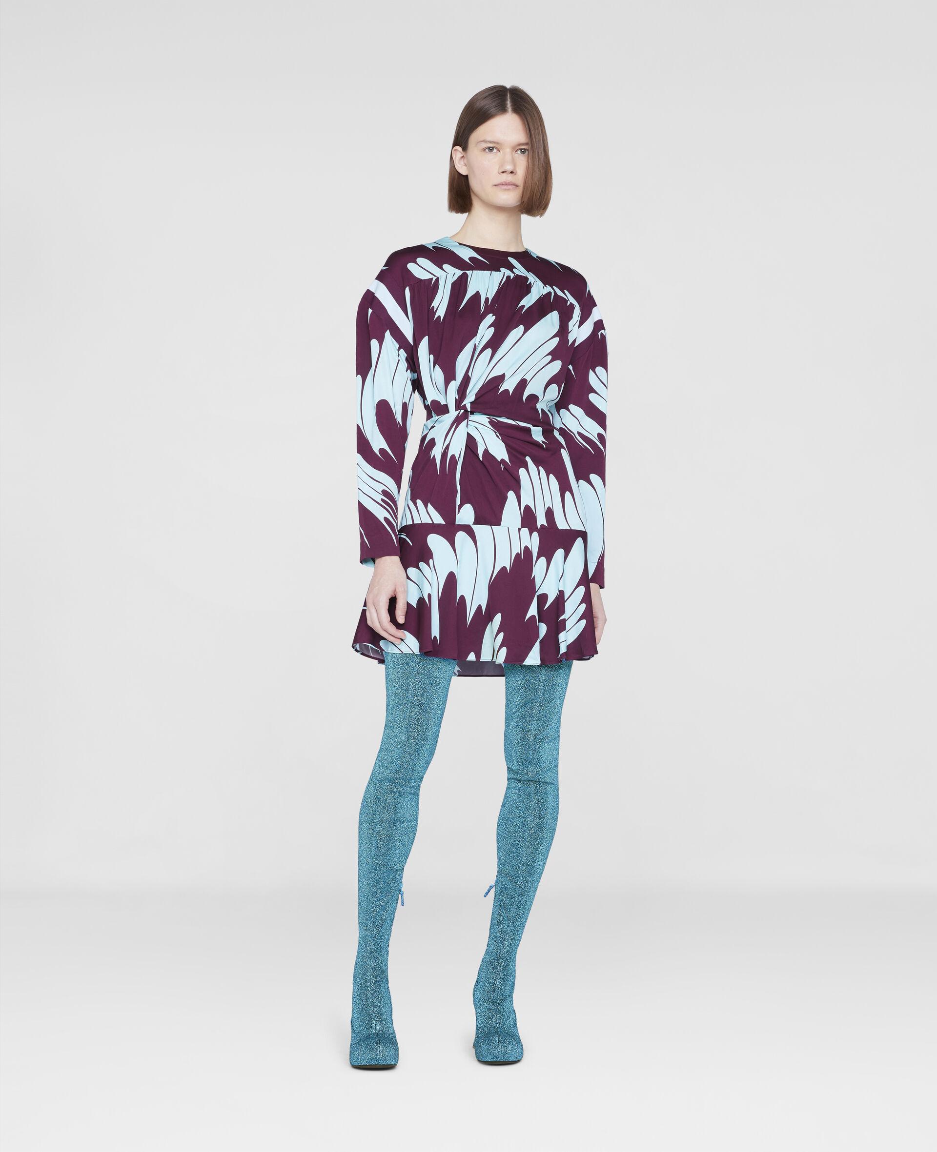 Maisie Mini Dress-Multicolour-large image number 1