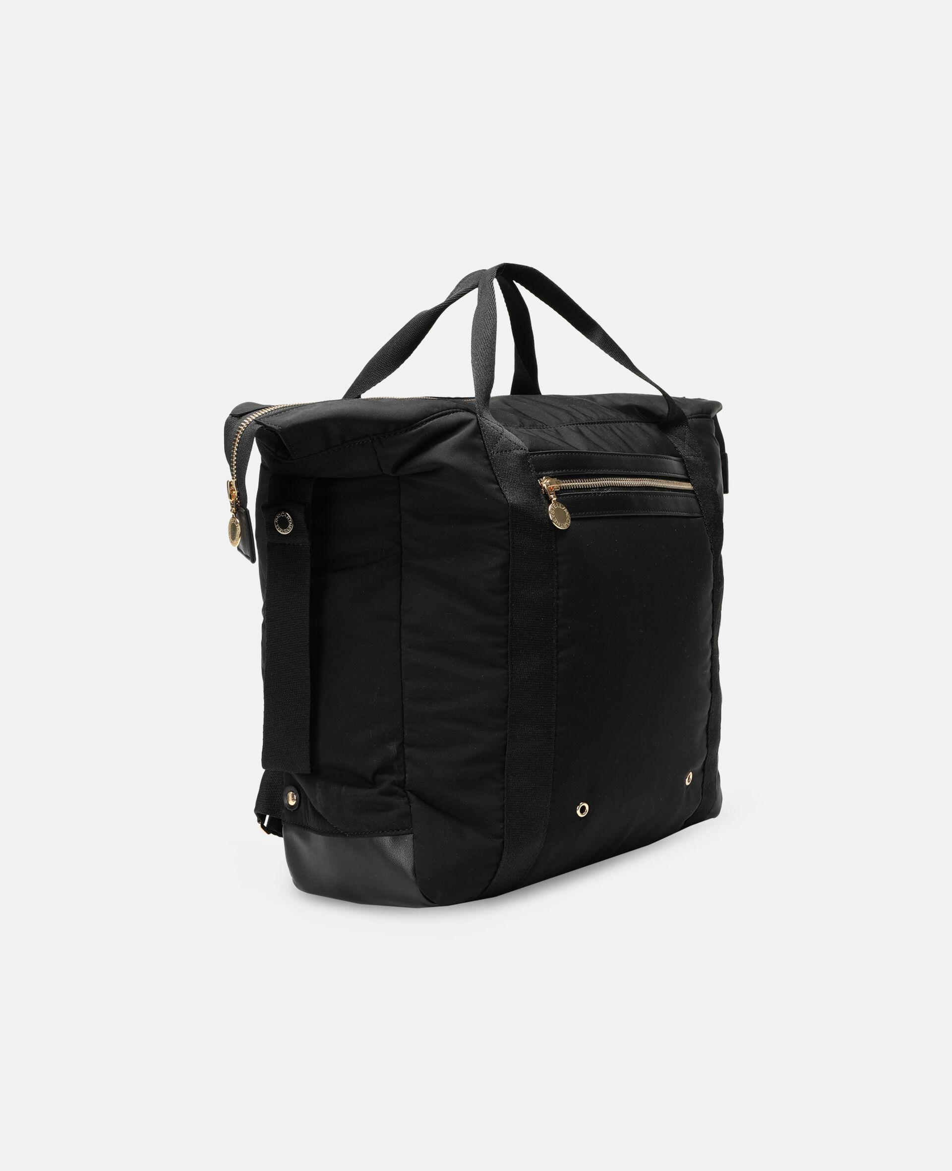 Diaper Backpack-Black-large image number 1