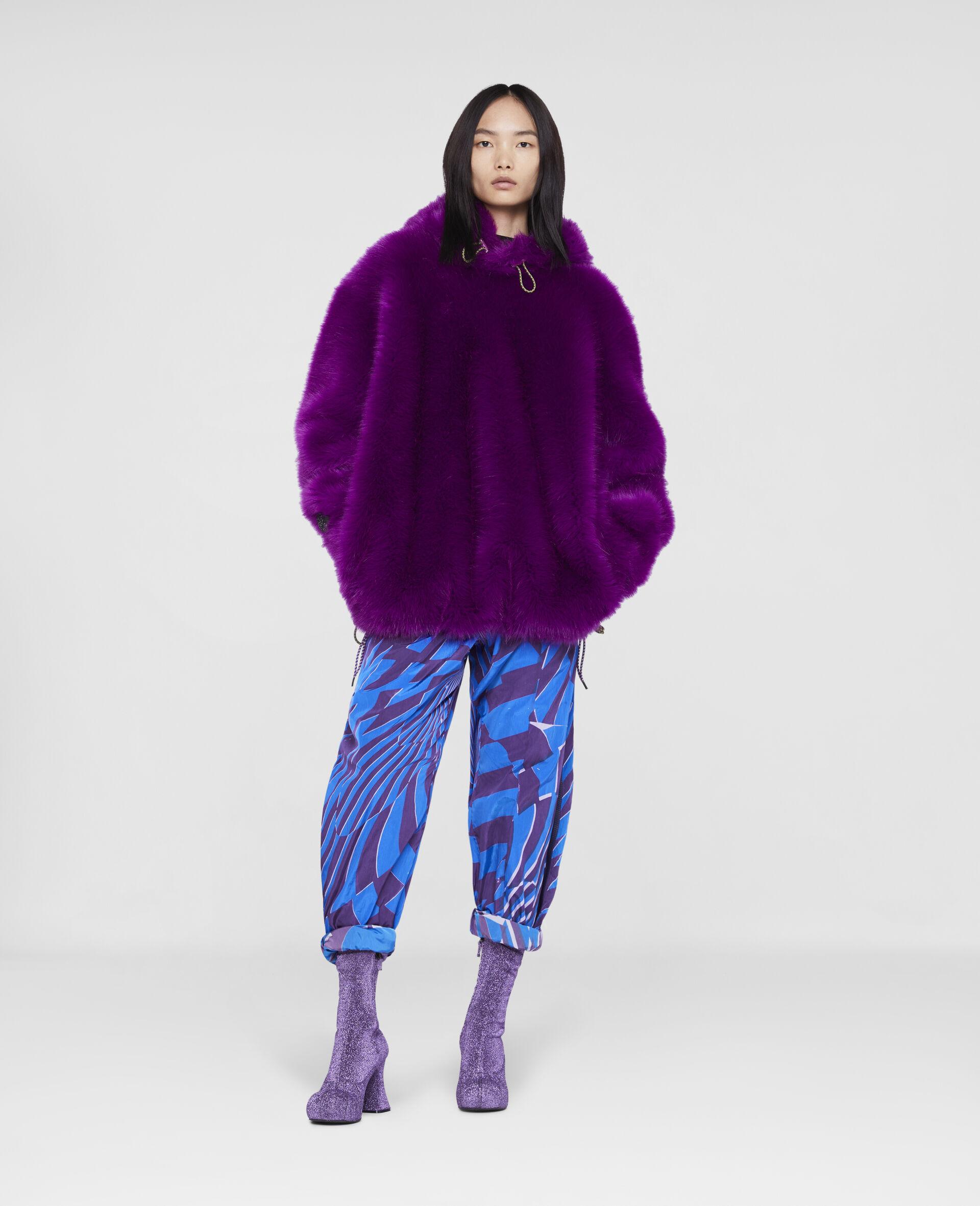 FFF Coat -Purple-large image number 1