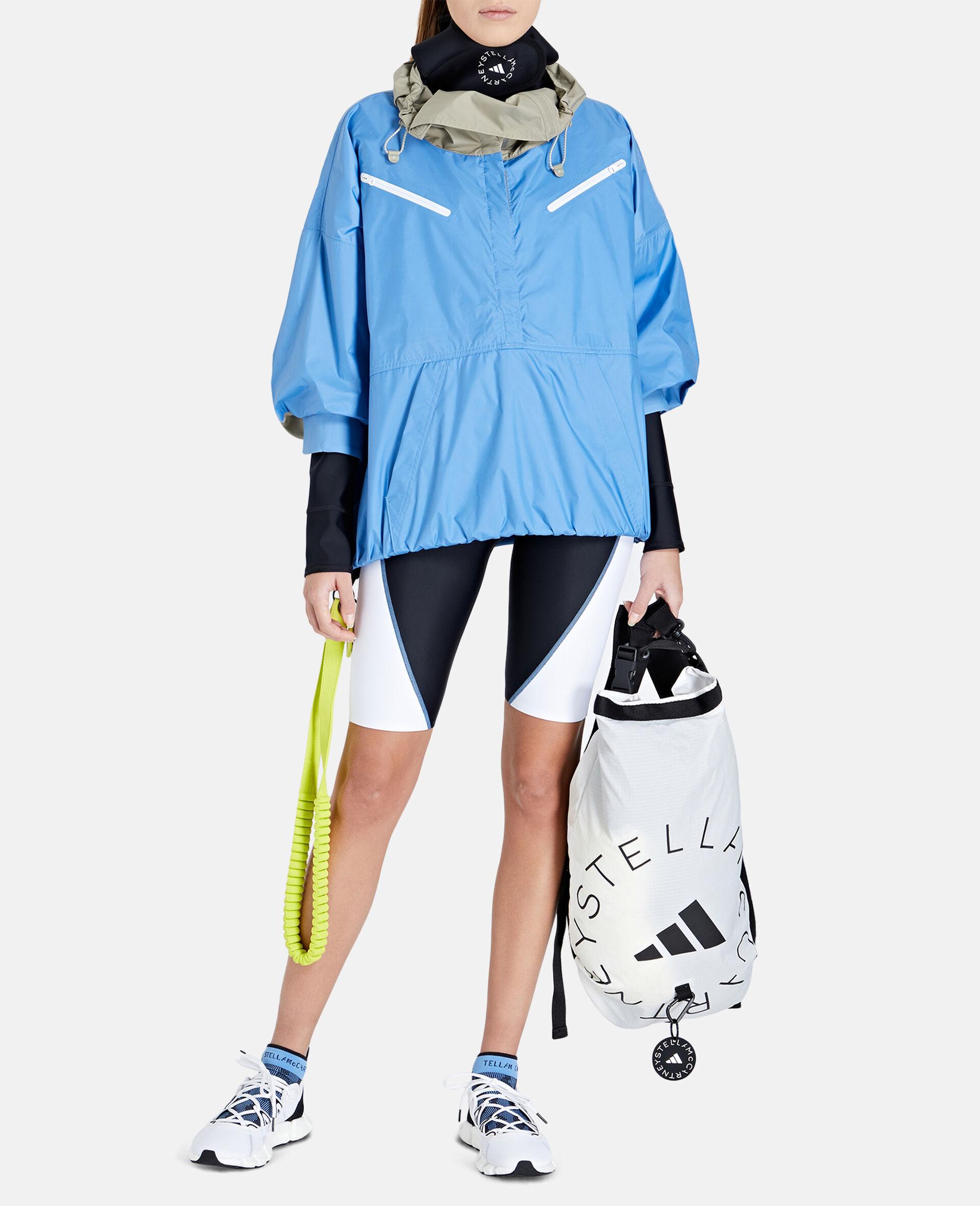 Beach Defender Half-zip Jacket-Blue-large image number 1