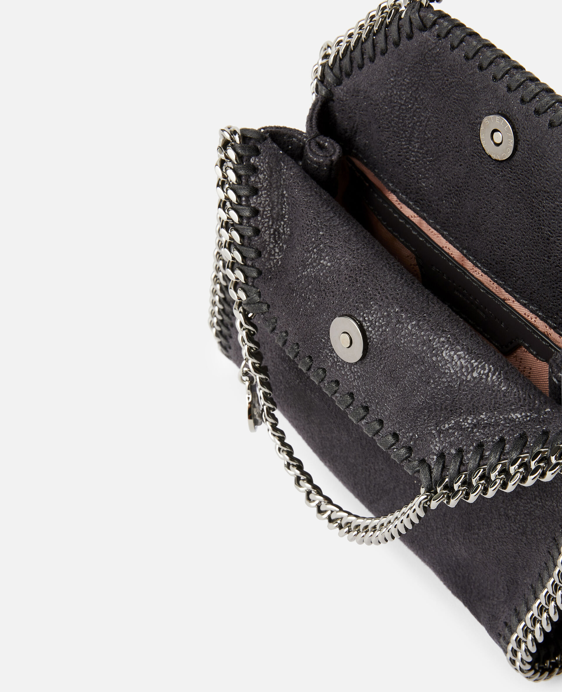 Falabella Tiny Tote-Grey-large image number 3