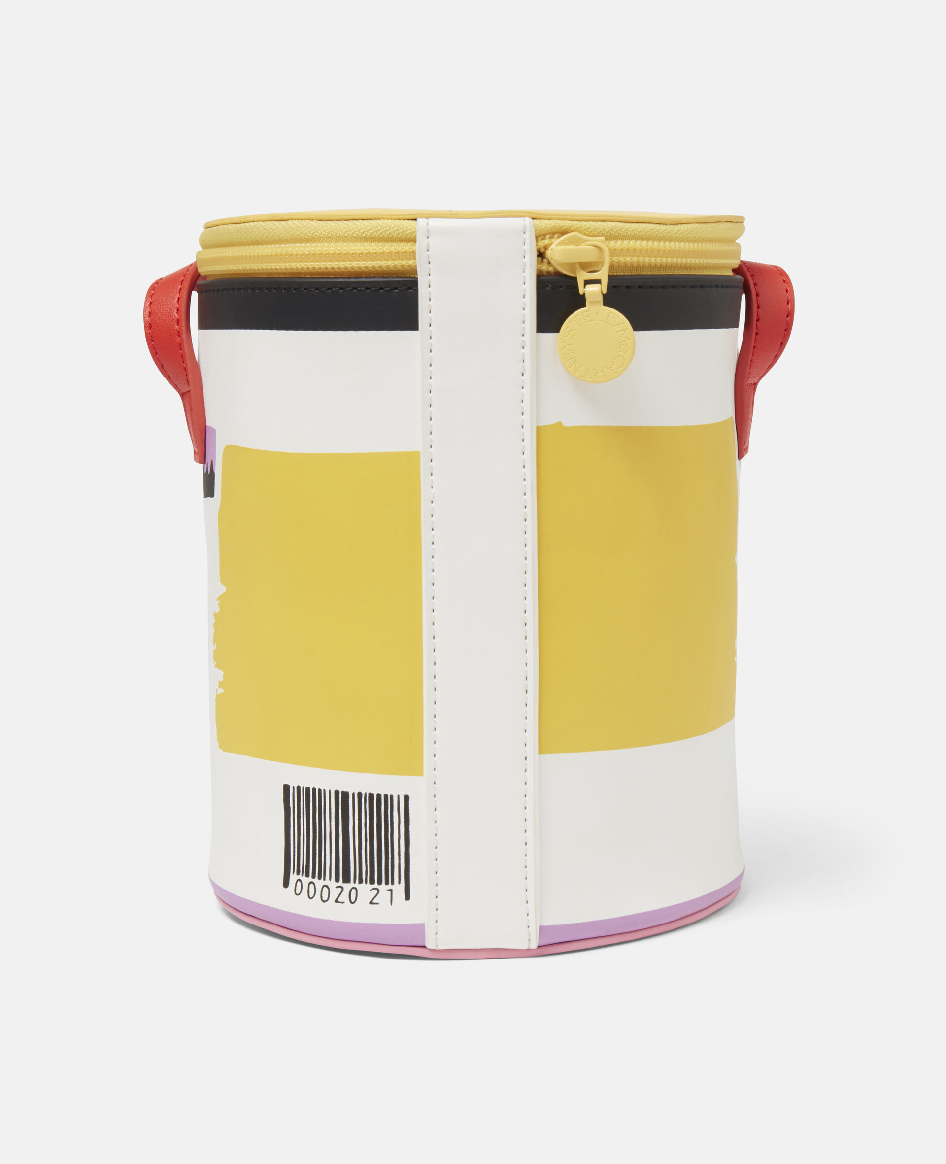 Paint Can Alter Mat Shoulder Bag-Multicolour-large image number 3