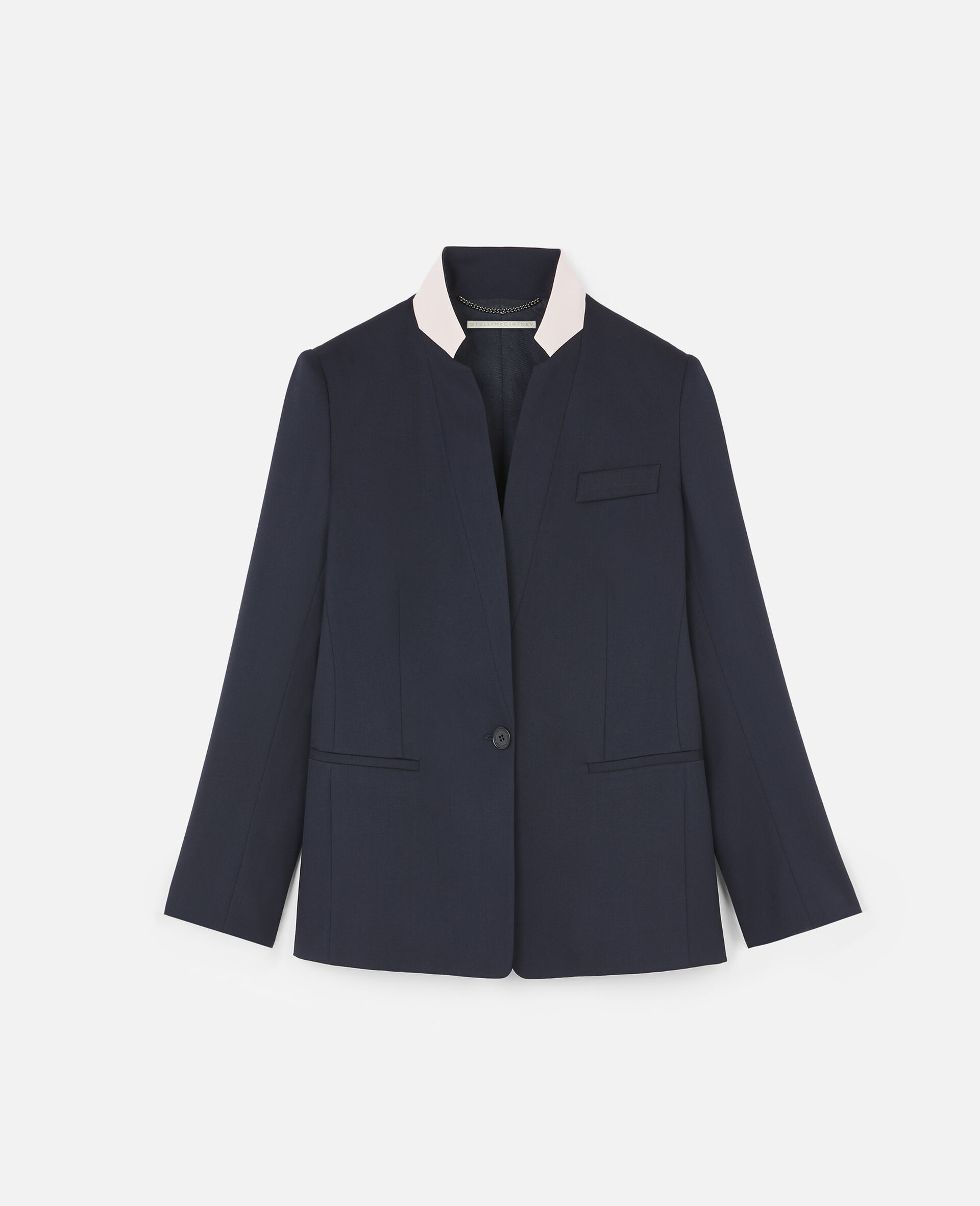 Florence Tailored Jacket -Black-large image number 0