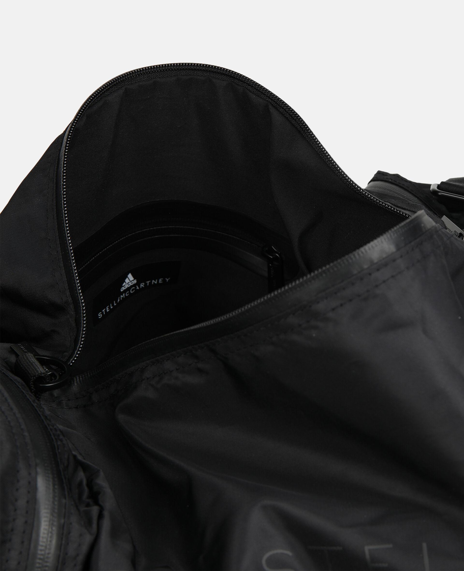 Black Squared Studio Bag-Black-large image number 2