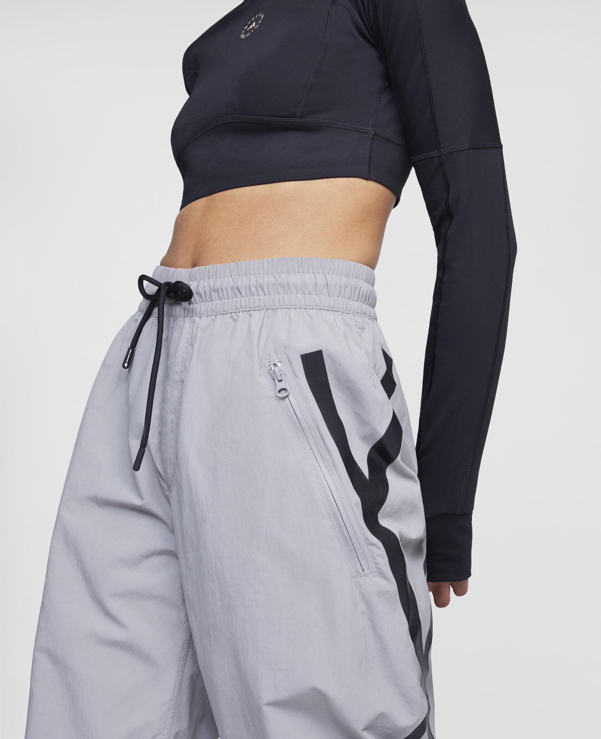 Pantalon d'entraînement gris-Gris-large image number 3