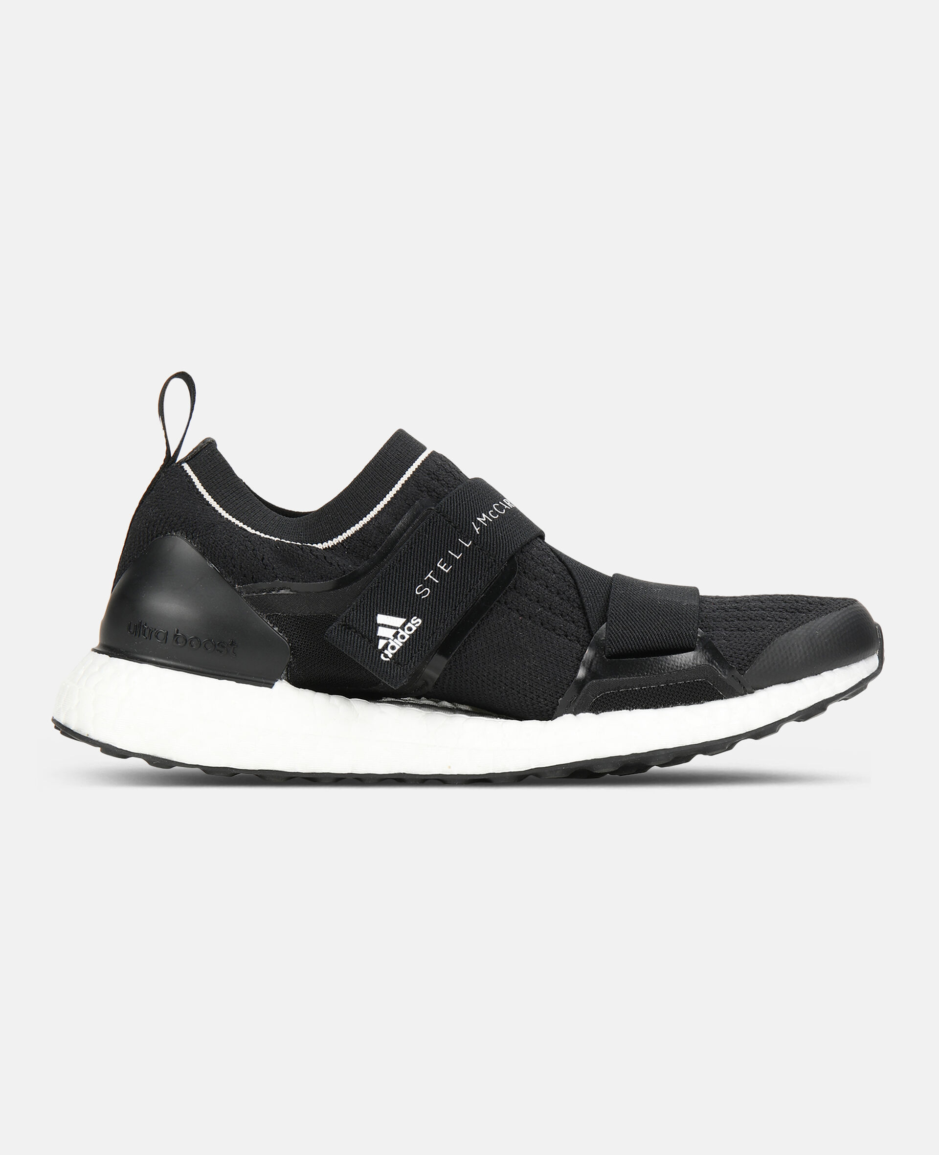 Black Ultraboost X Sneakers-Black-large image number 0