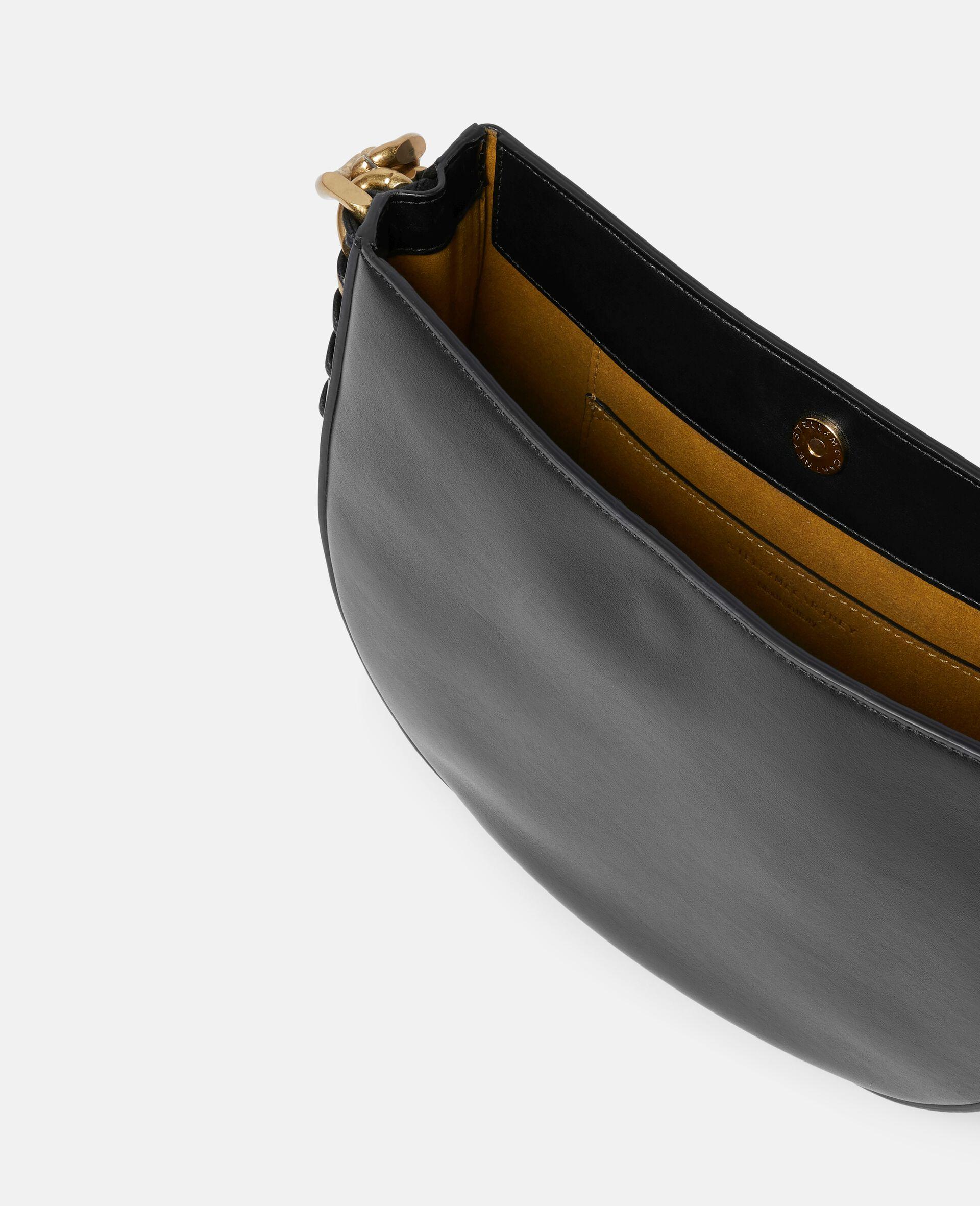 Sac porté épaule Frayme format moyen-Noir-large image number 3